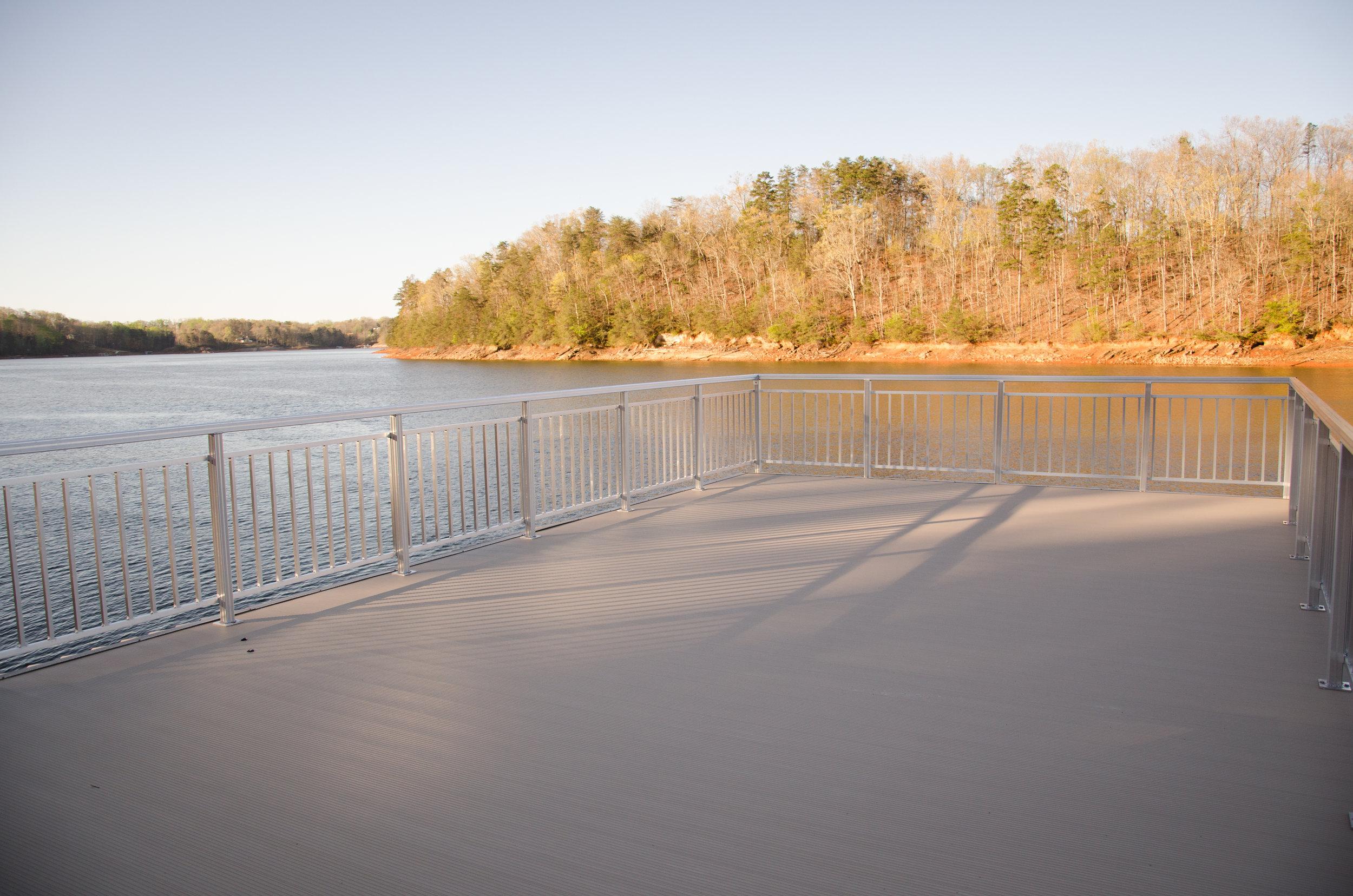 Martin Aluminum Waterproof Decking