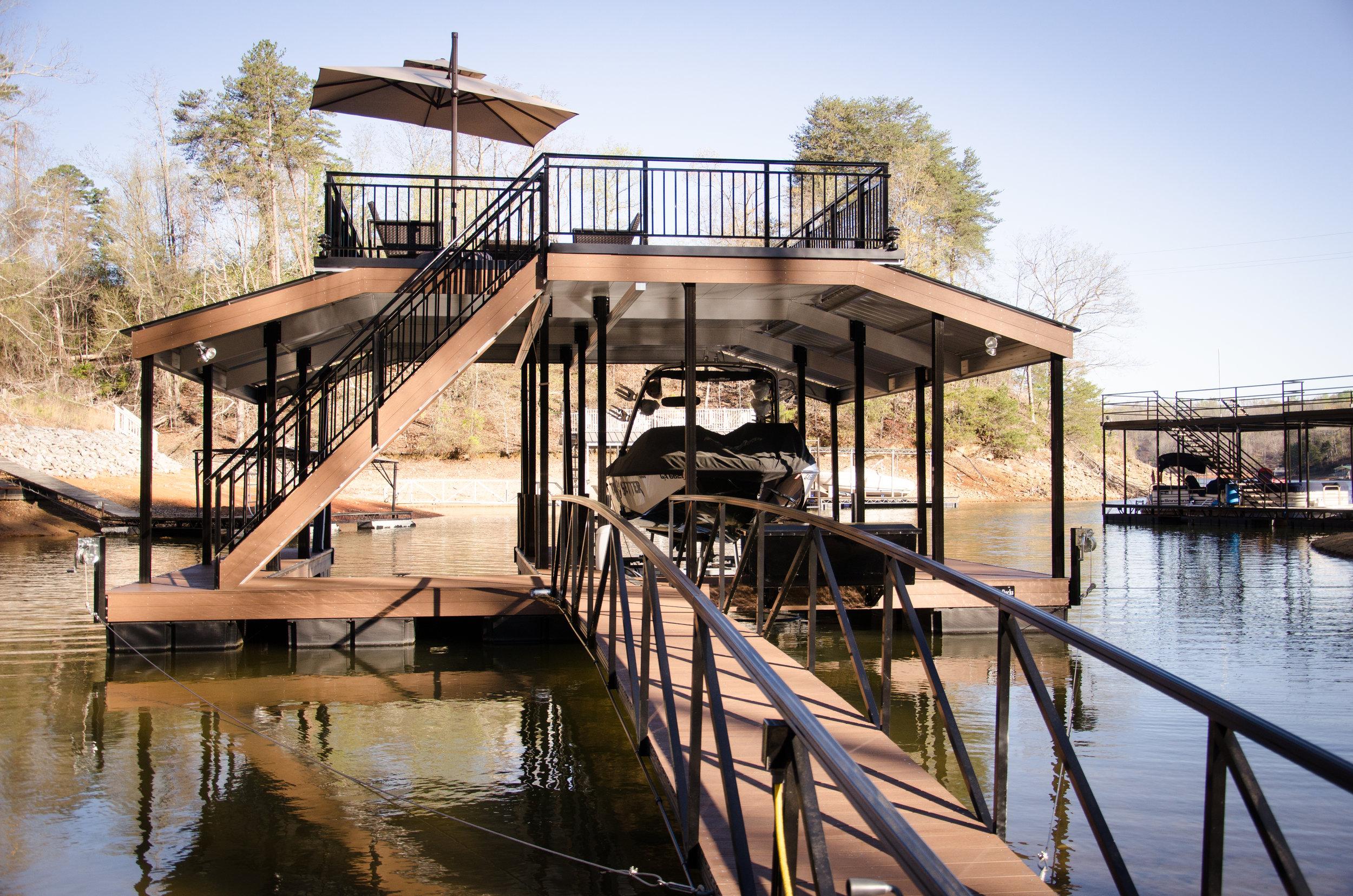 Beautiful Martin Dock