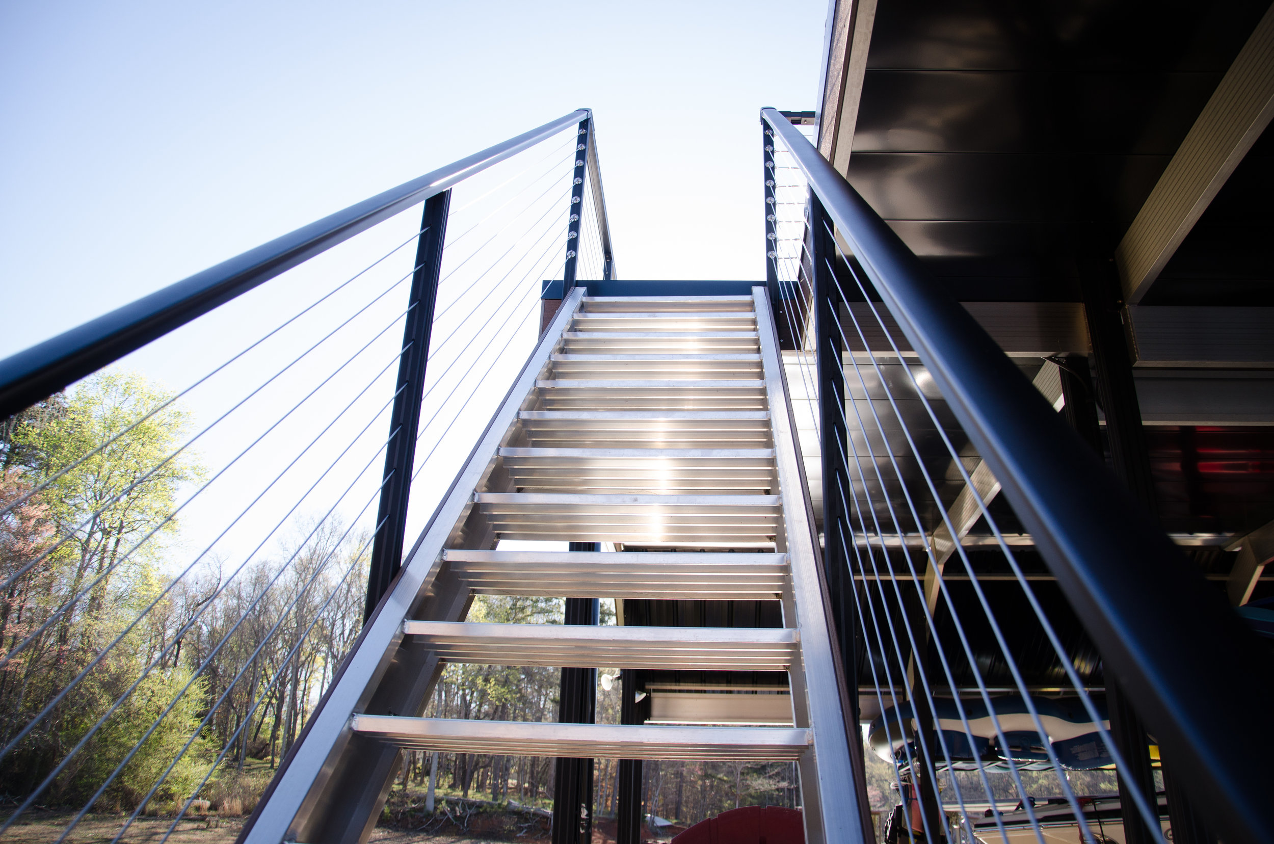 Stainless Cable Railing