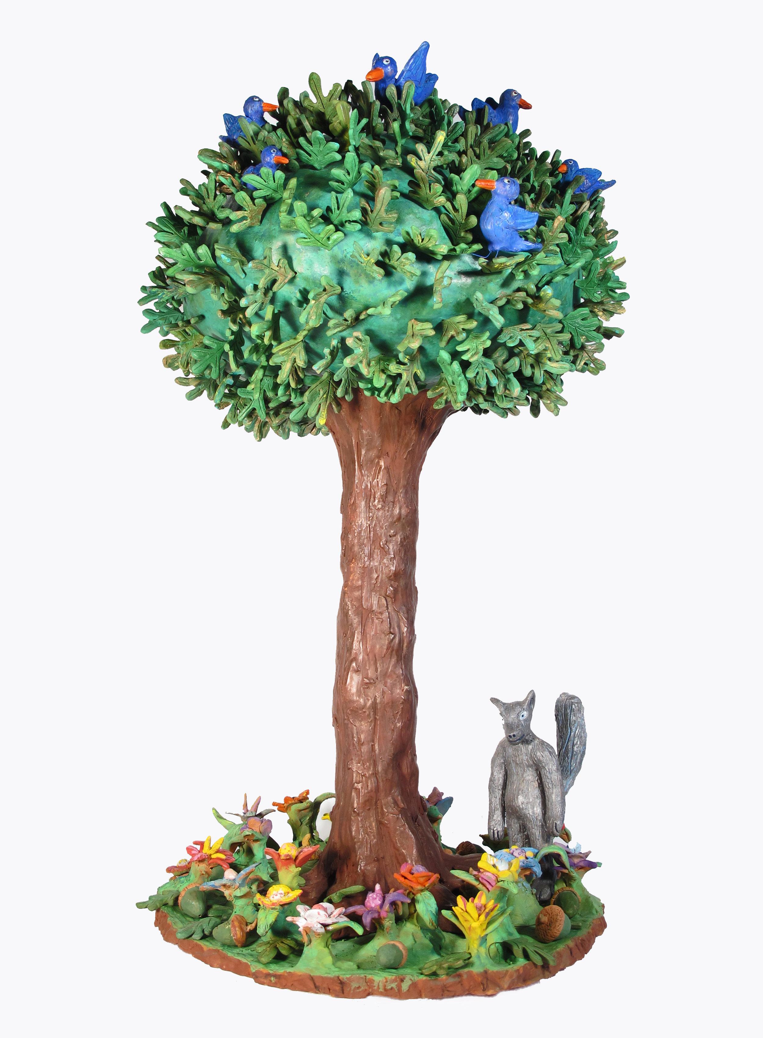 Squirrel's Paradise