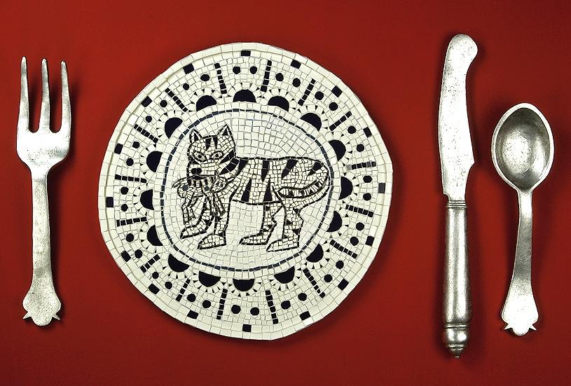 Tiger Bait Plate