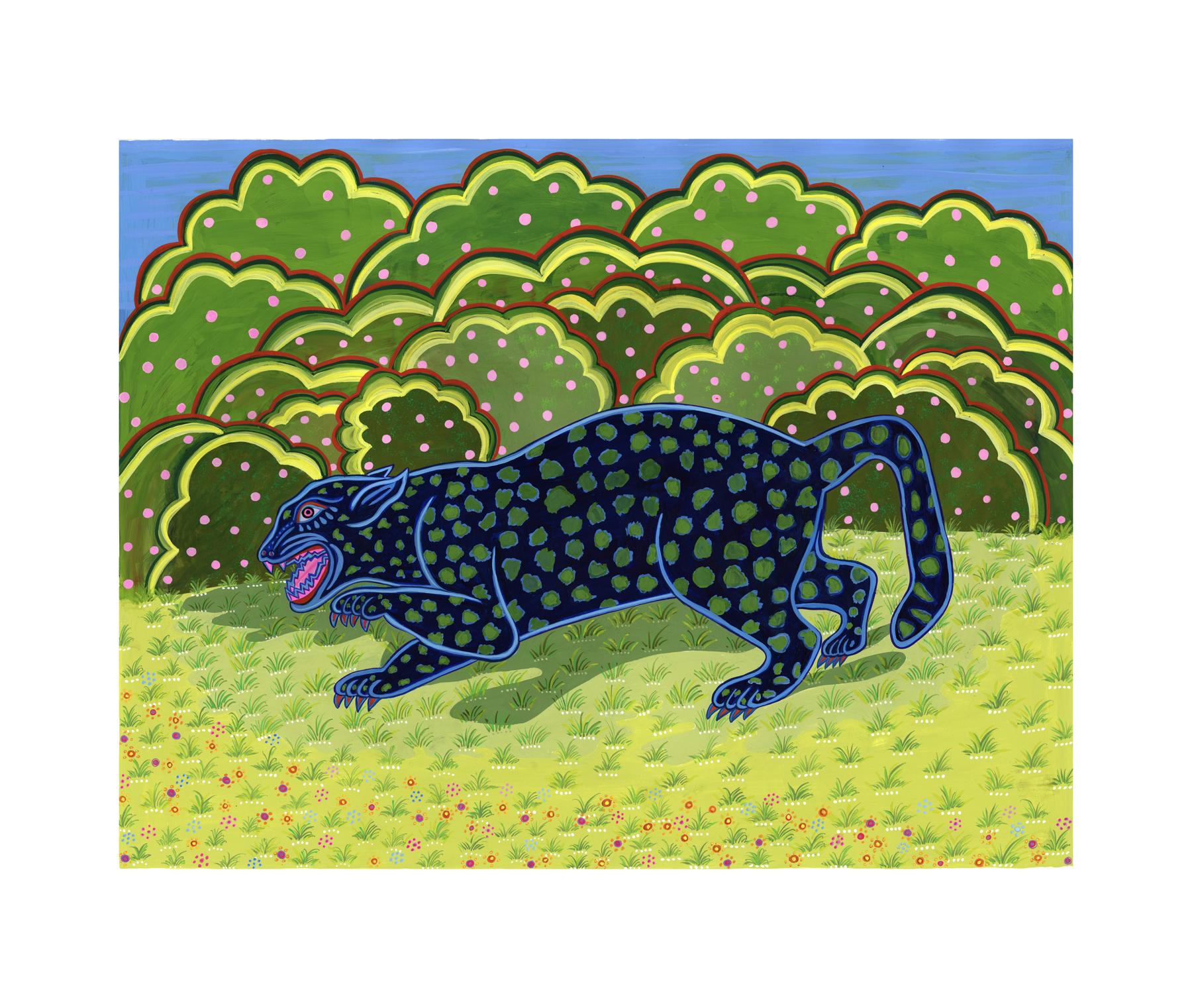 Audubon Series, Jaguar