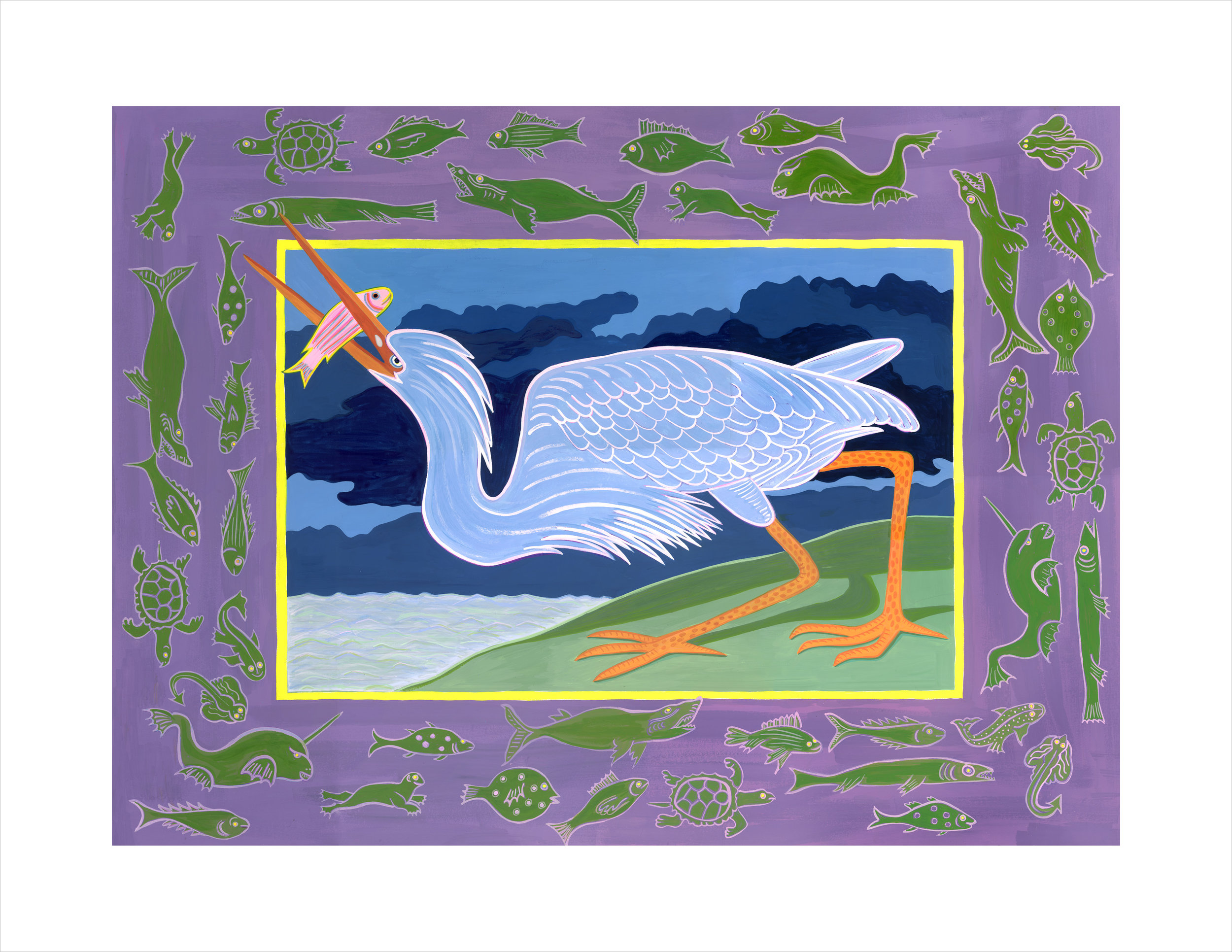 Beyond Audubon, Great White Heron
