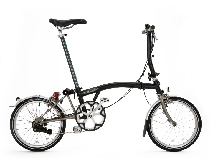 Brompton Unfolded