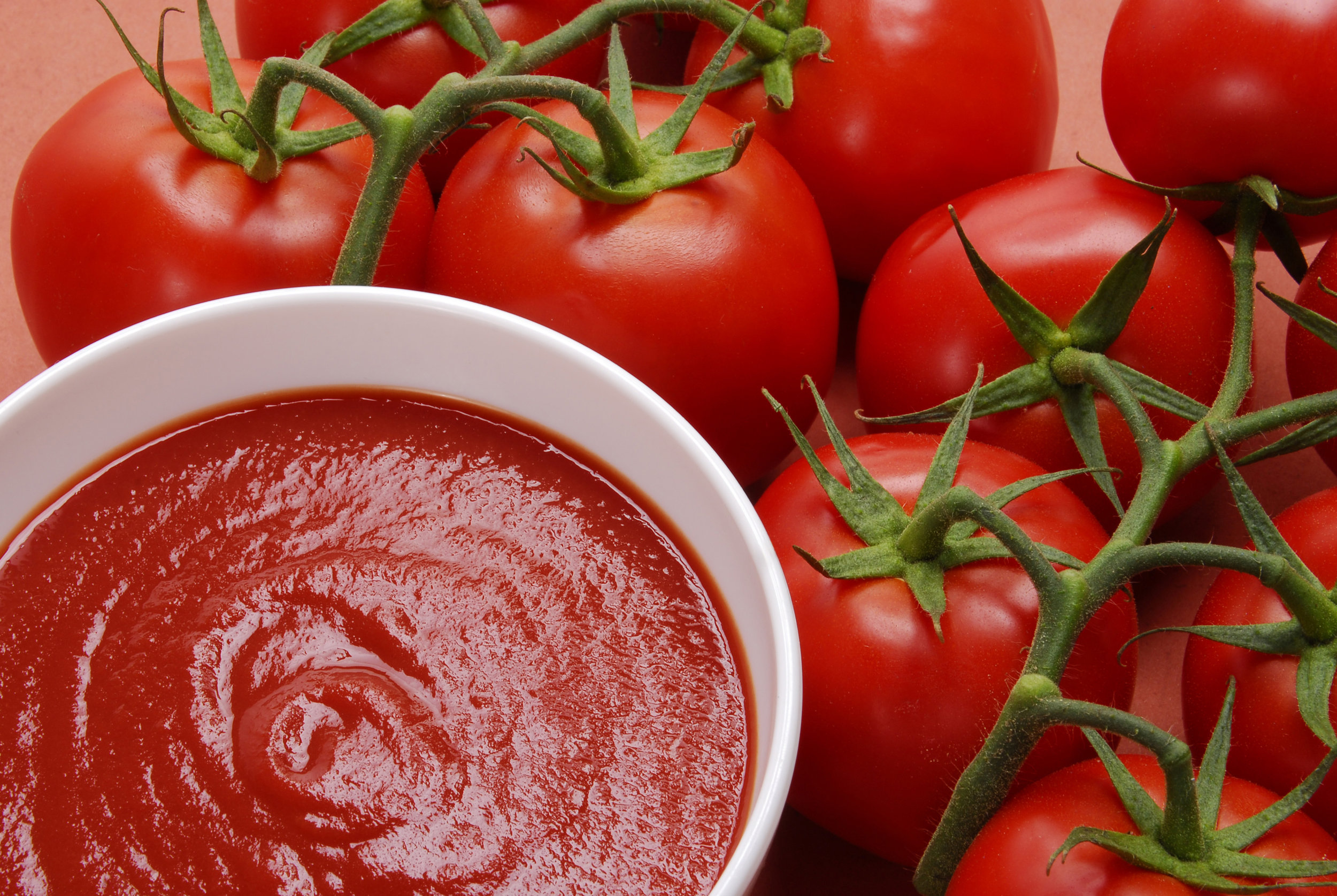 The Jersey Tomato Co. sauces are made with 100% New Jersey tomatoes.