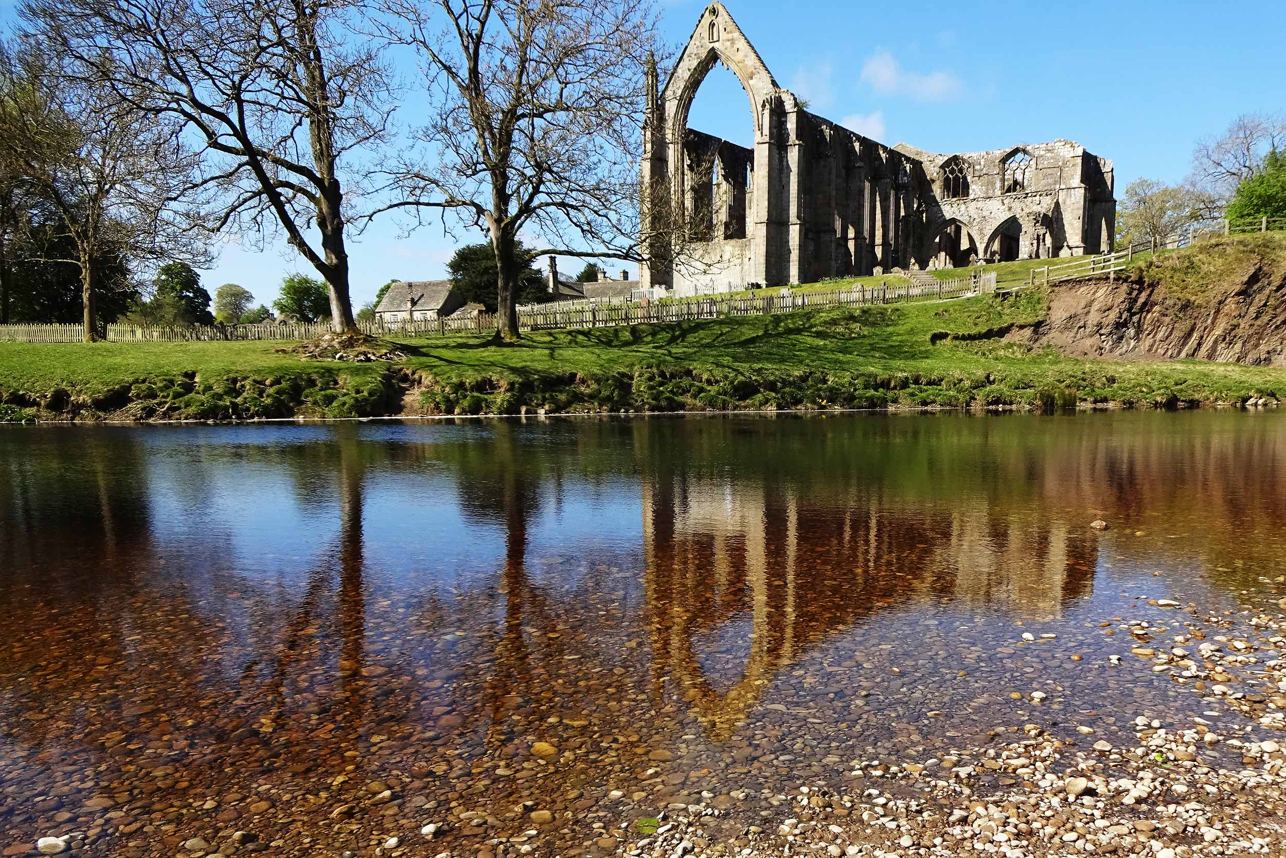 Bolton Priory at Bolton Abbey
