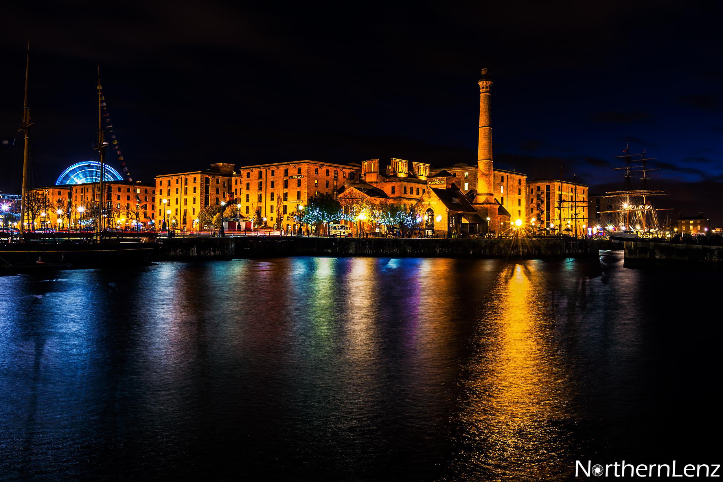 Albert Dock, Liverpool  Image Ref: UA03