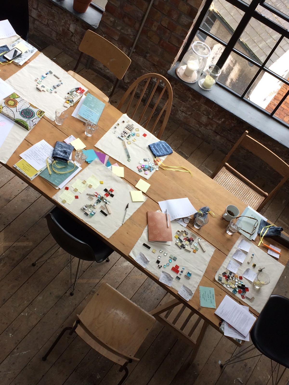 Amy phipps magic tiles workshop