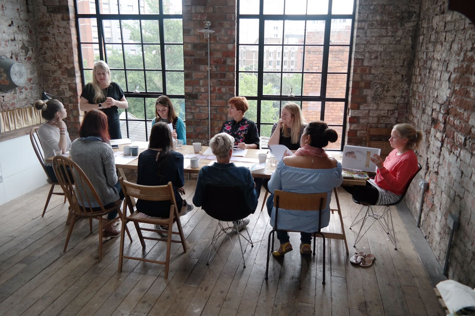 els pontin creative coaching session