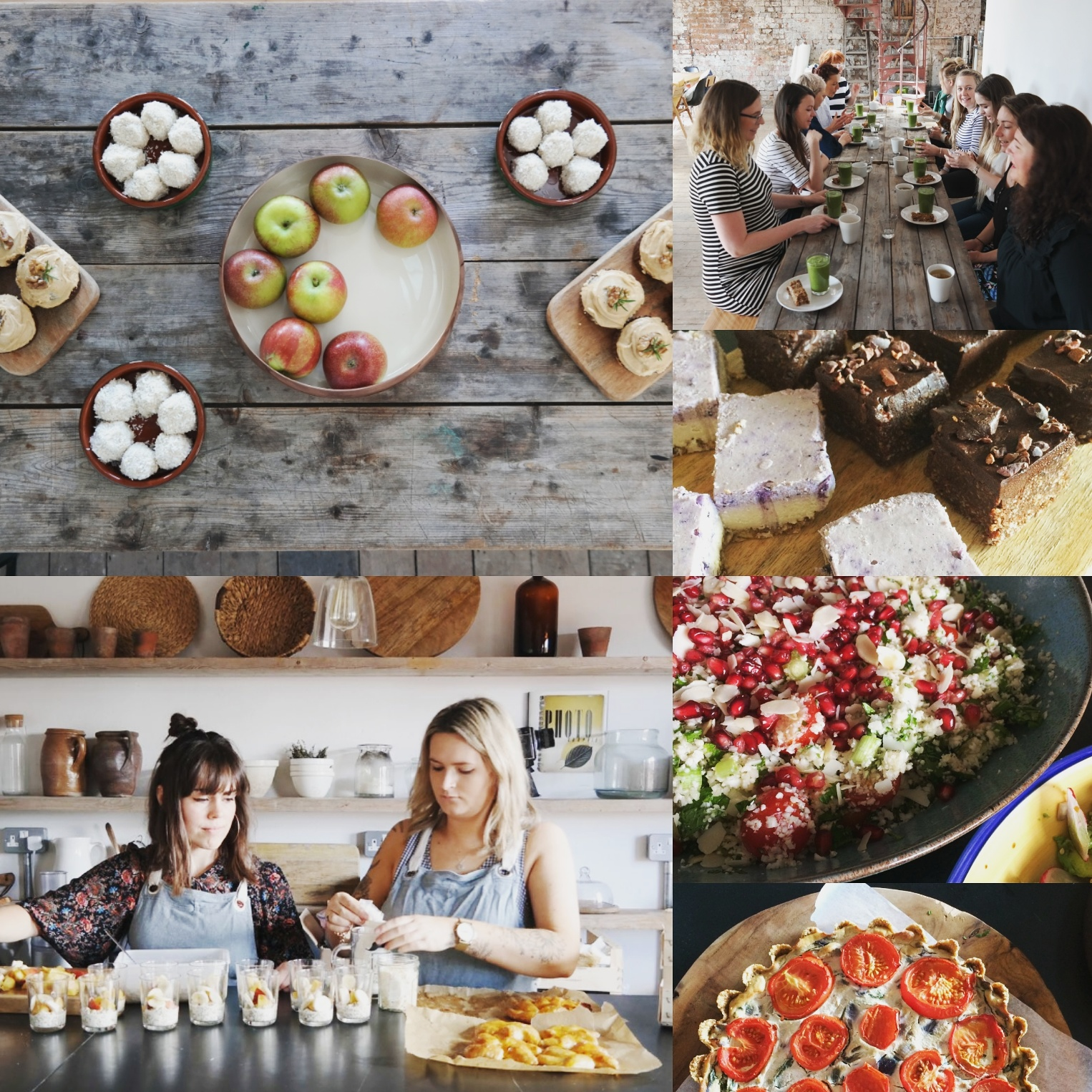 plant based catering from Planted Brighton