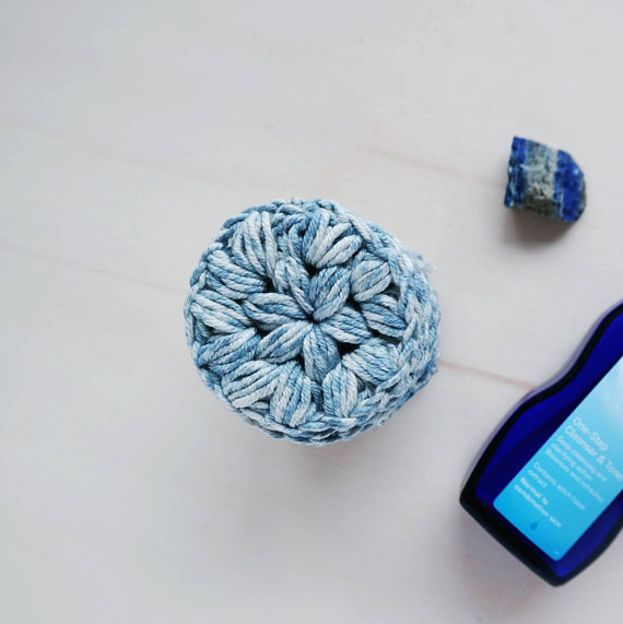 Reusable Cotton Wool Pads DIY