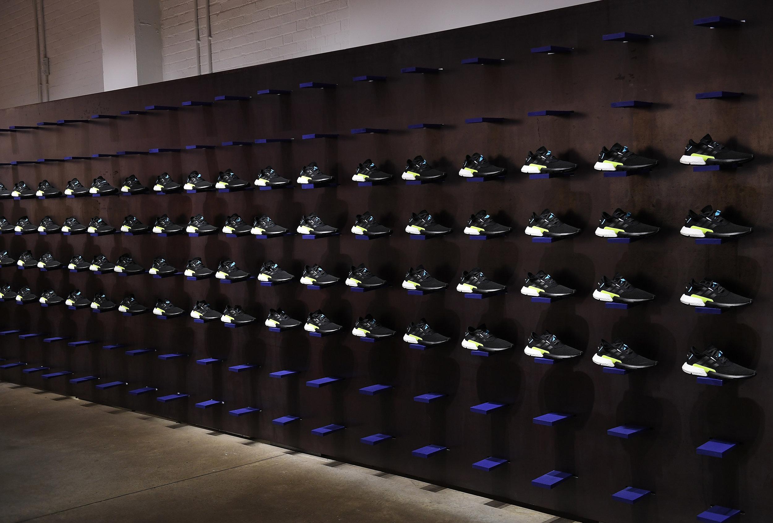 Photos courtesy of Adidas