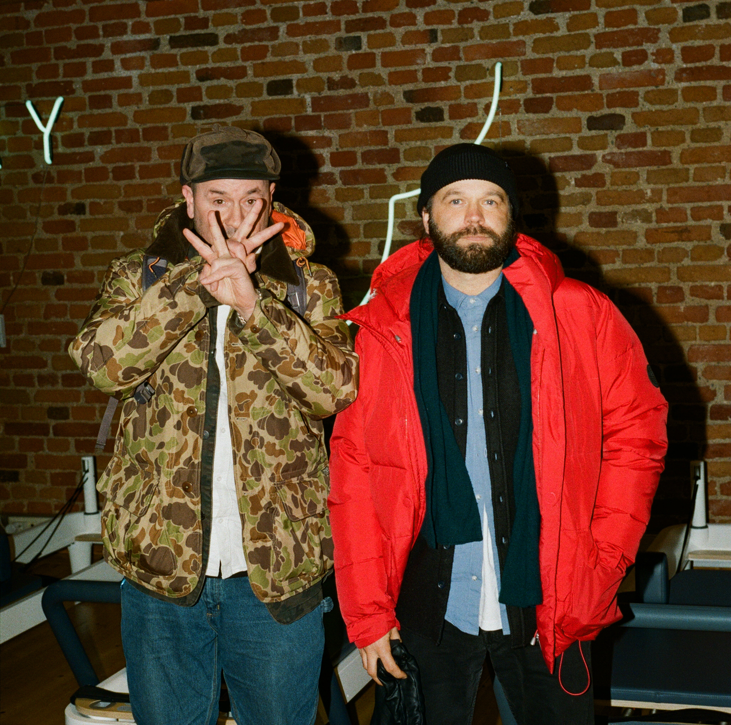 Nostalgic Finnish streetwear label CTRL is back with a bang: with a head-on collision with fellow Finnish fashion powerhouse Makia. - We sat down with the two creatives behind each brand: Freeman from CTRL (left) and Jesse from Makia (right) for an exclusive look at their upcoming collection and so much more.