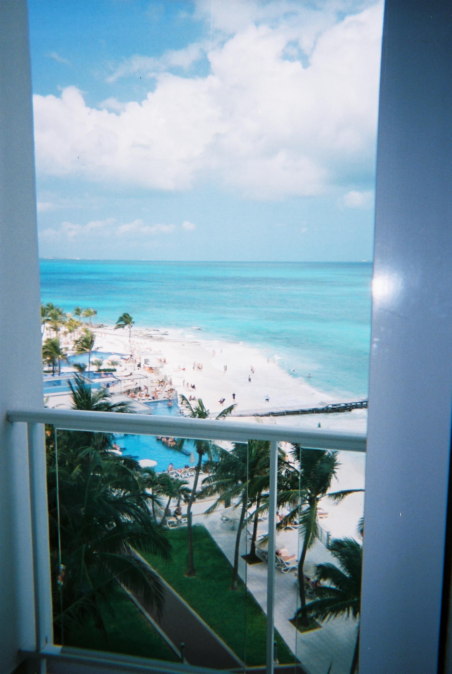 Hotelroom views