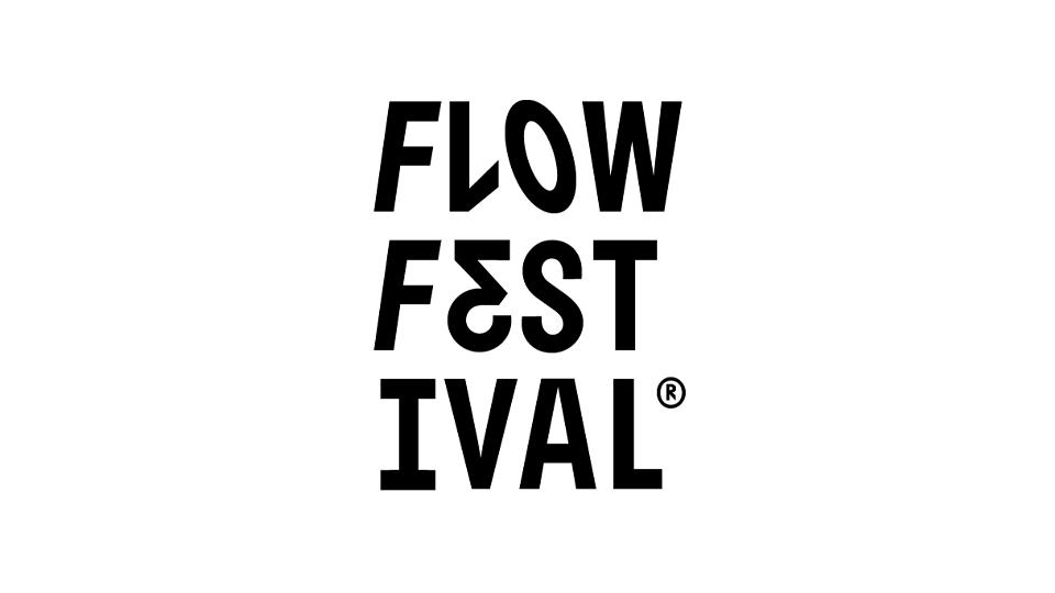 Flowfestival logo | Hypend