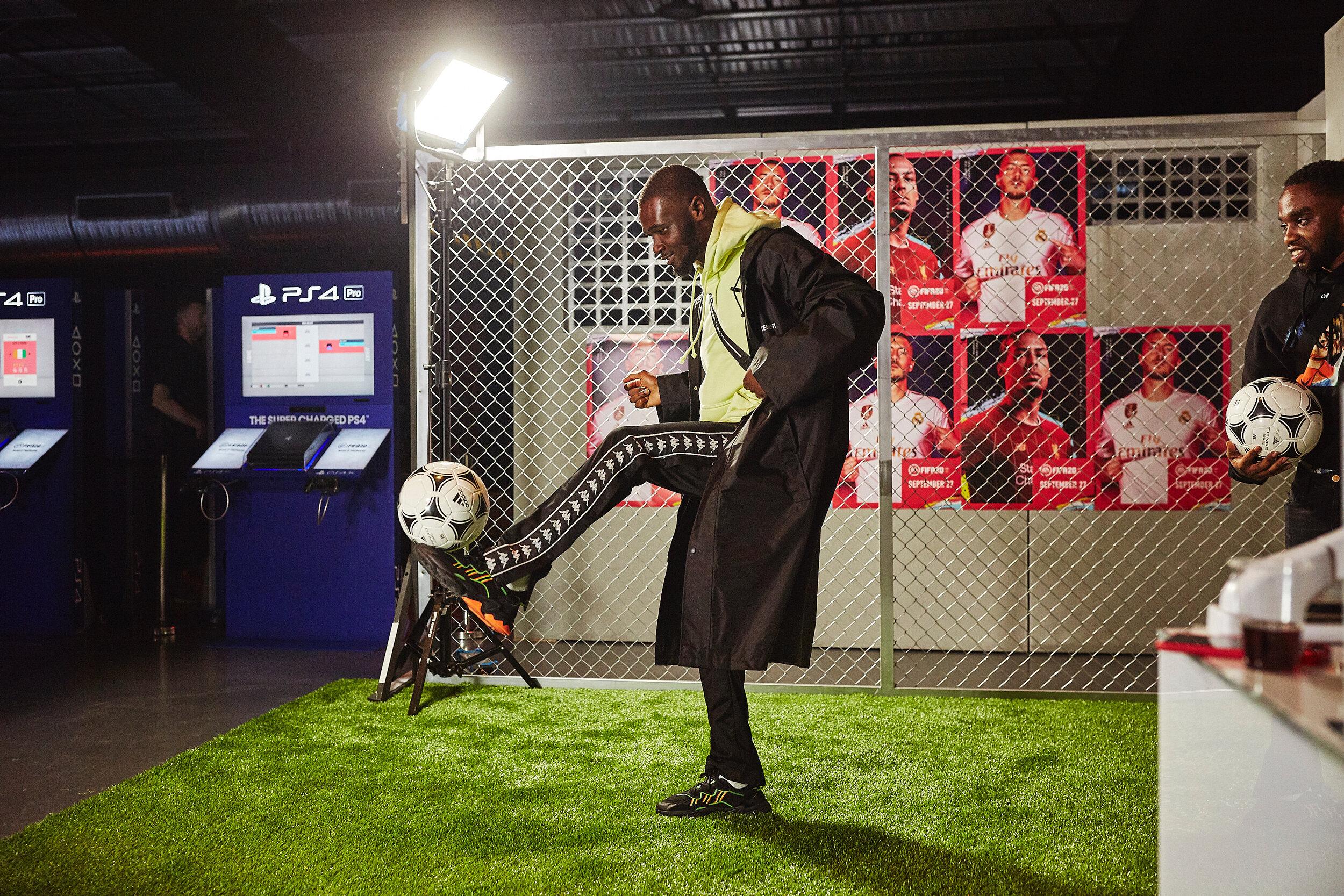 EA Sports Host The FIFA 20 World Premiere In London