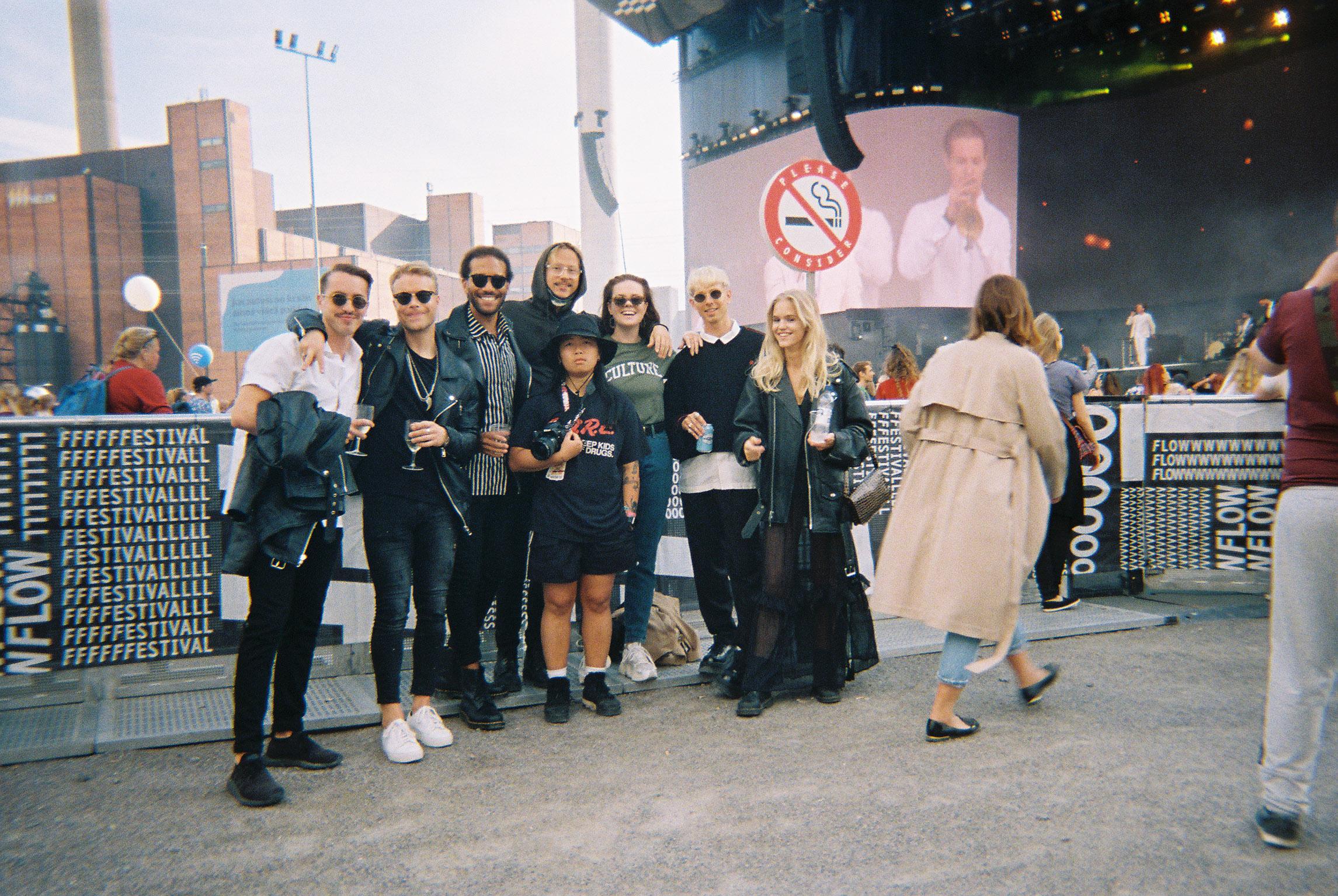 Flow Festival Squad