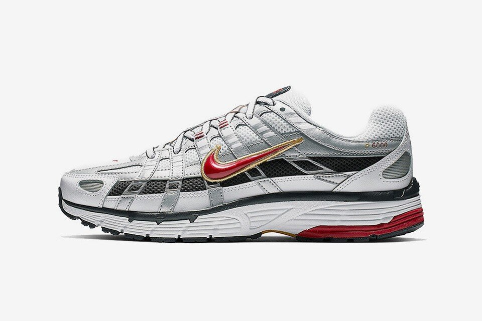 Nike P-6000 - Riding the wave of hyped up retro sneaker revivals.