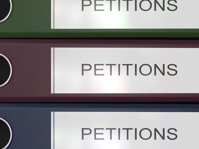 Petitions (Pending to Decided) -