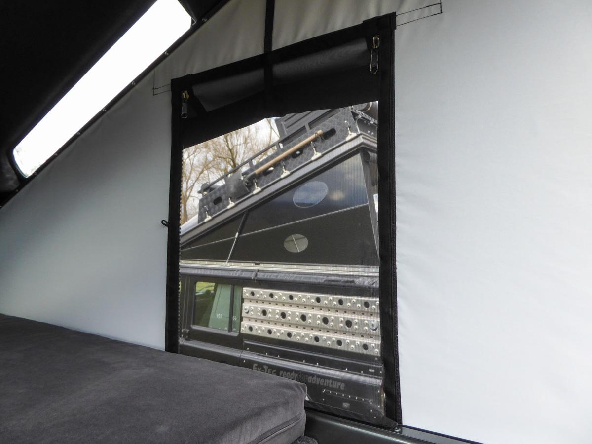 Ex-Tec Defender View-Tent mit Moskitonetz