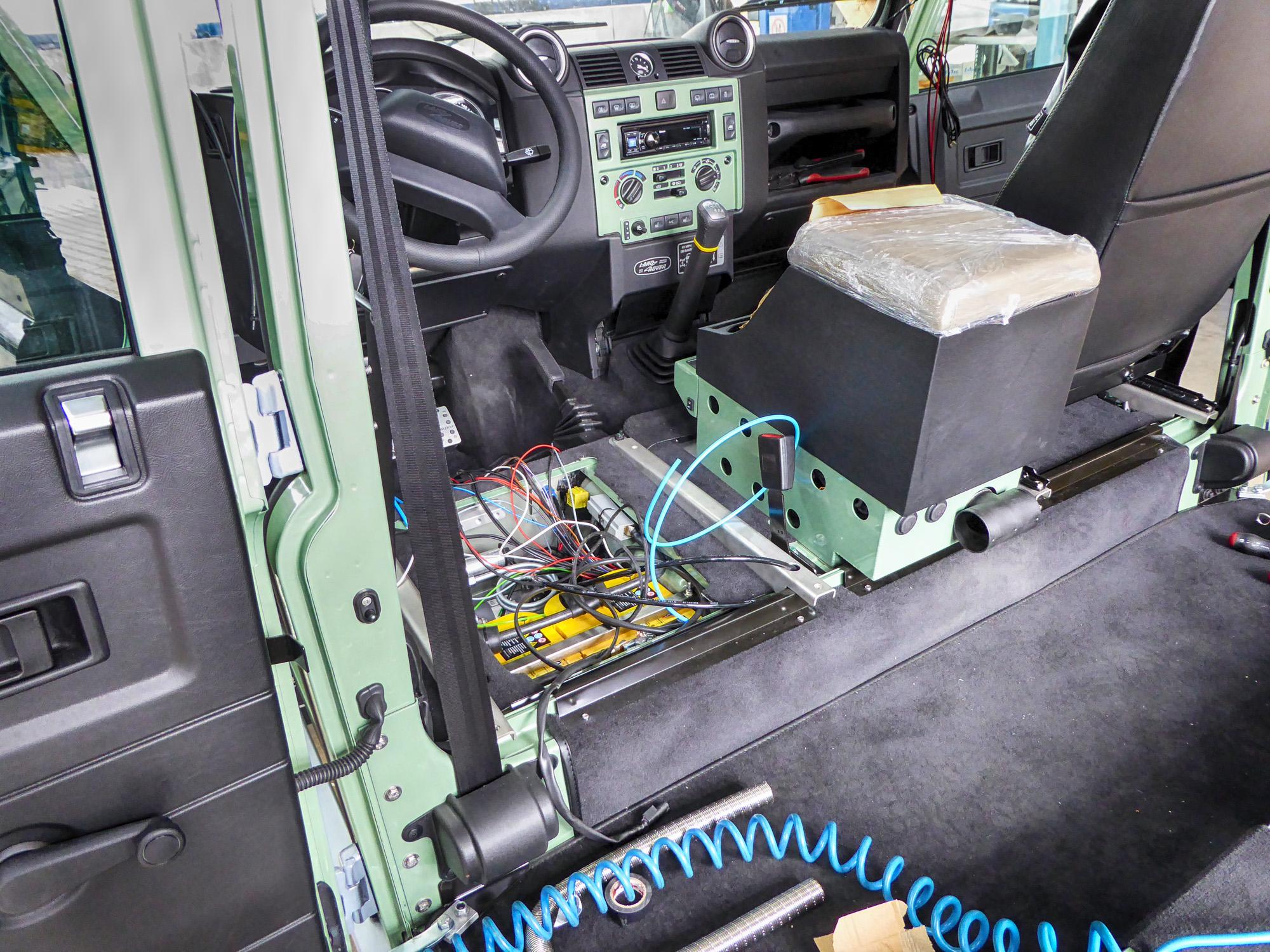 Ex-Tec Standheizung und Batteriesysteme