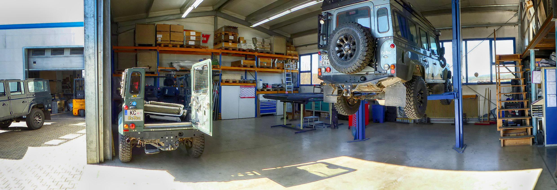 Ex-Tec Werkstatt