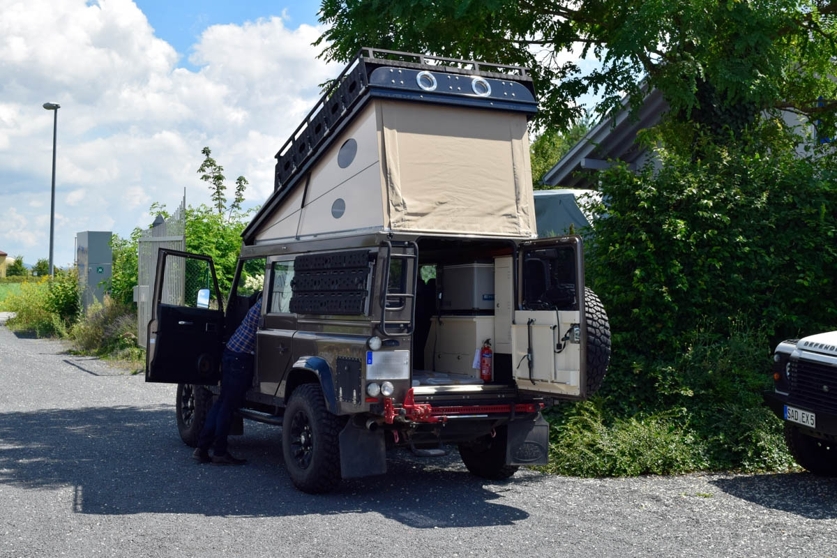 Ex-Tec Defender Rough Hard-Tent beige