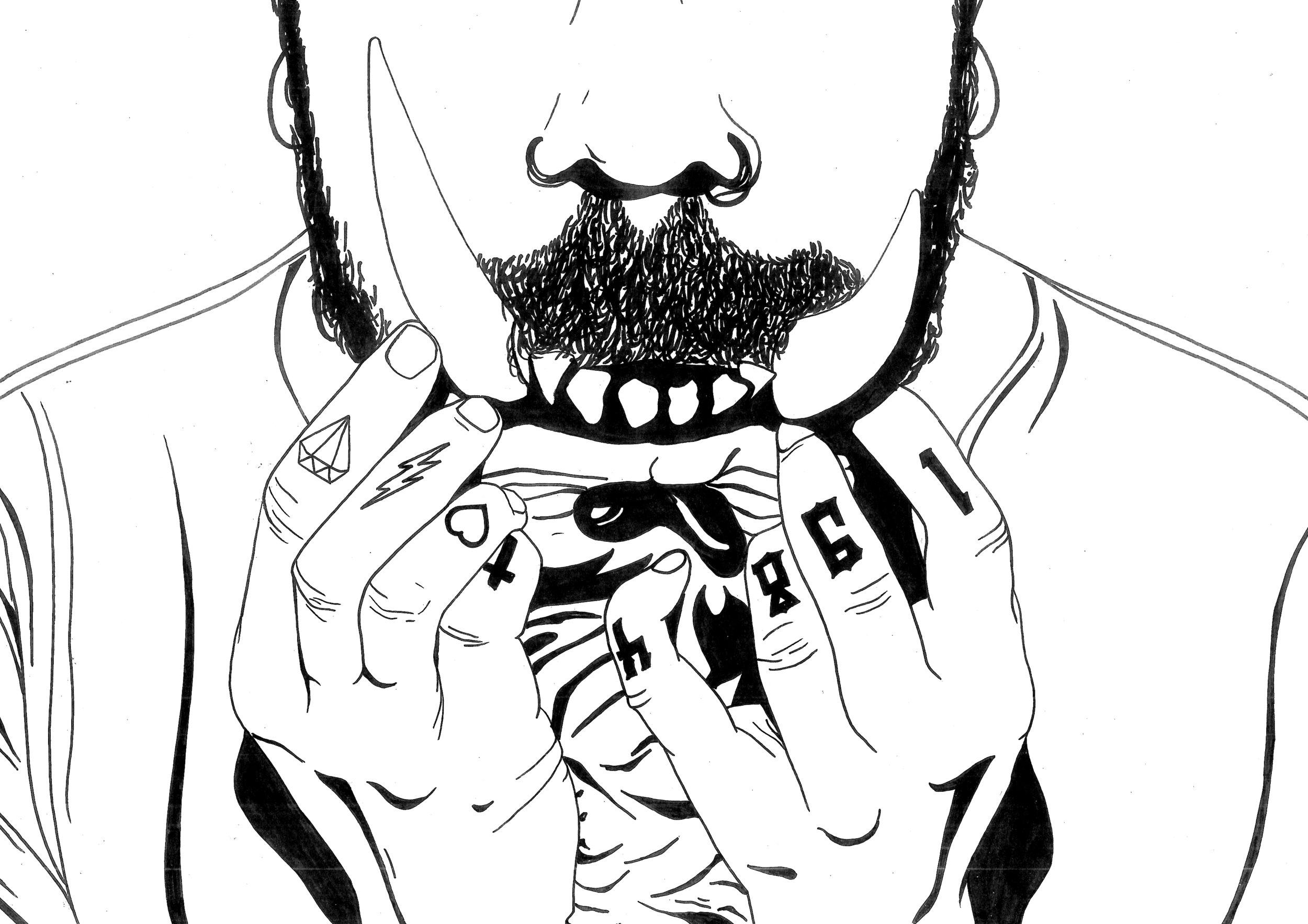 1984  Illustration
