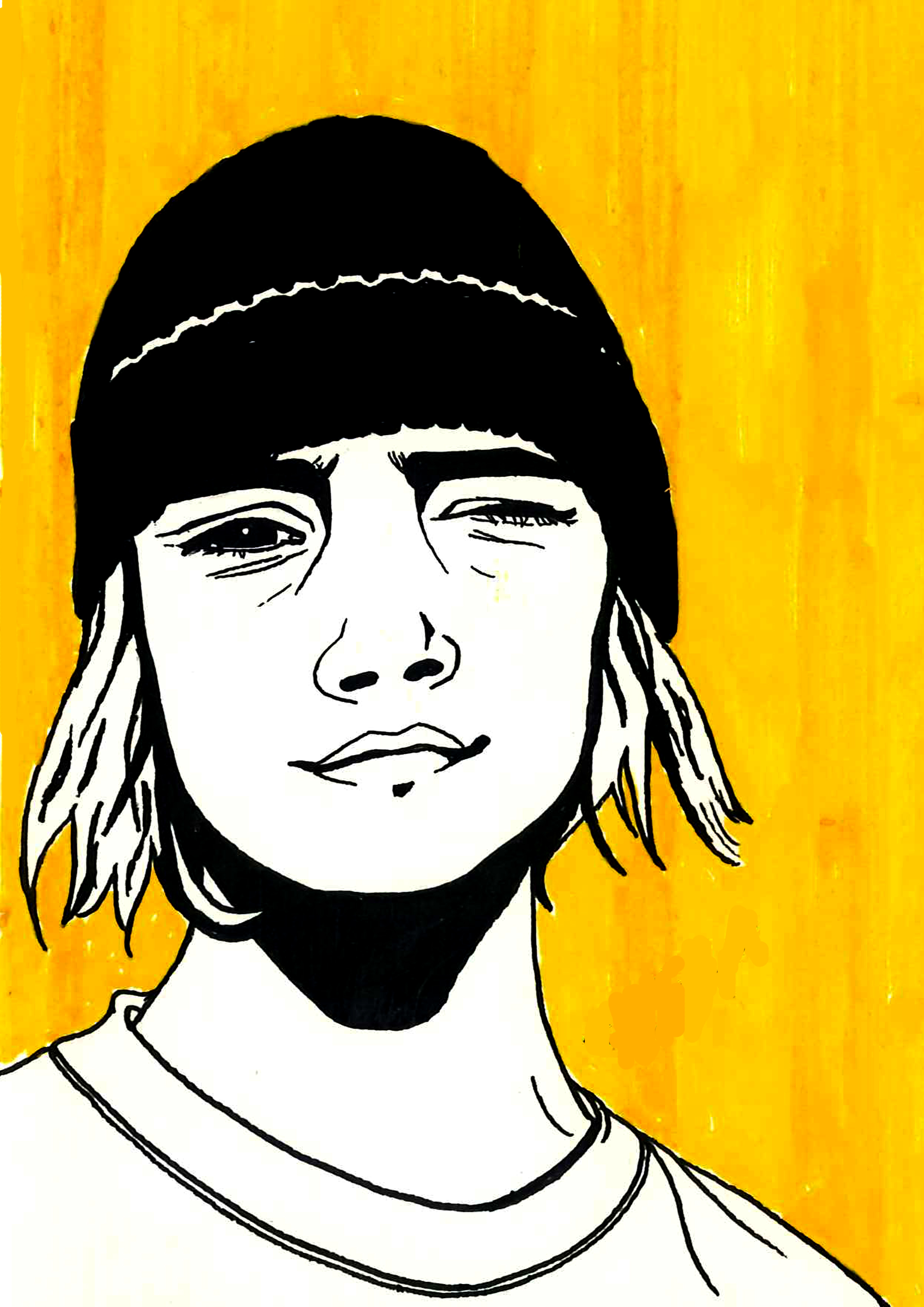 Boy crush  Illustration