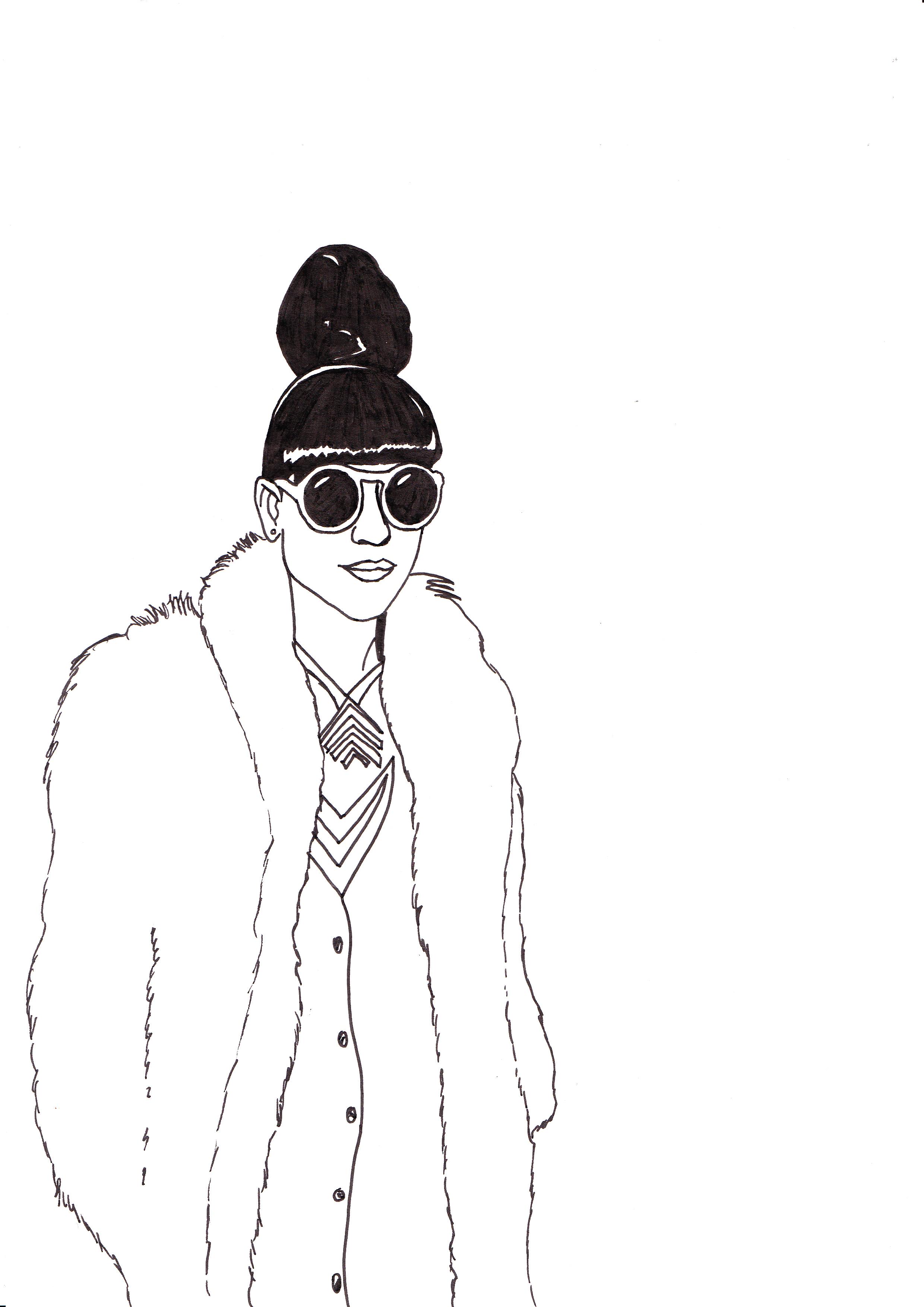 Furry  Illustration