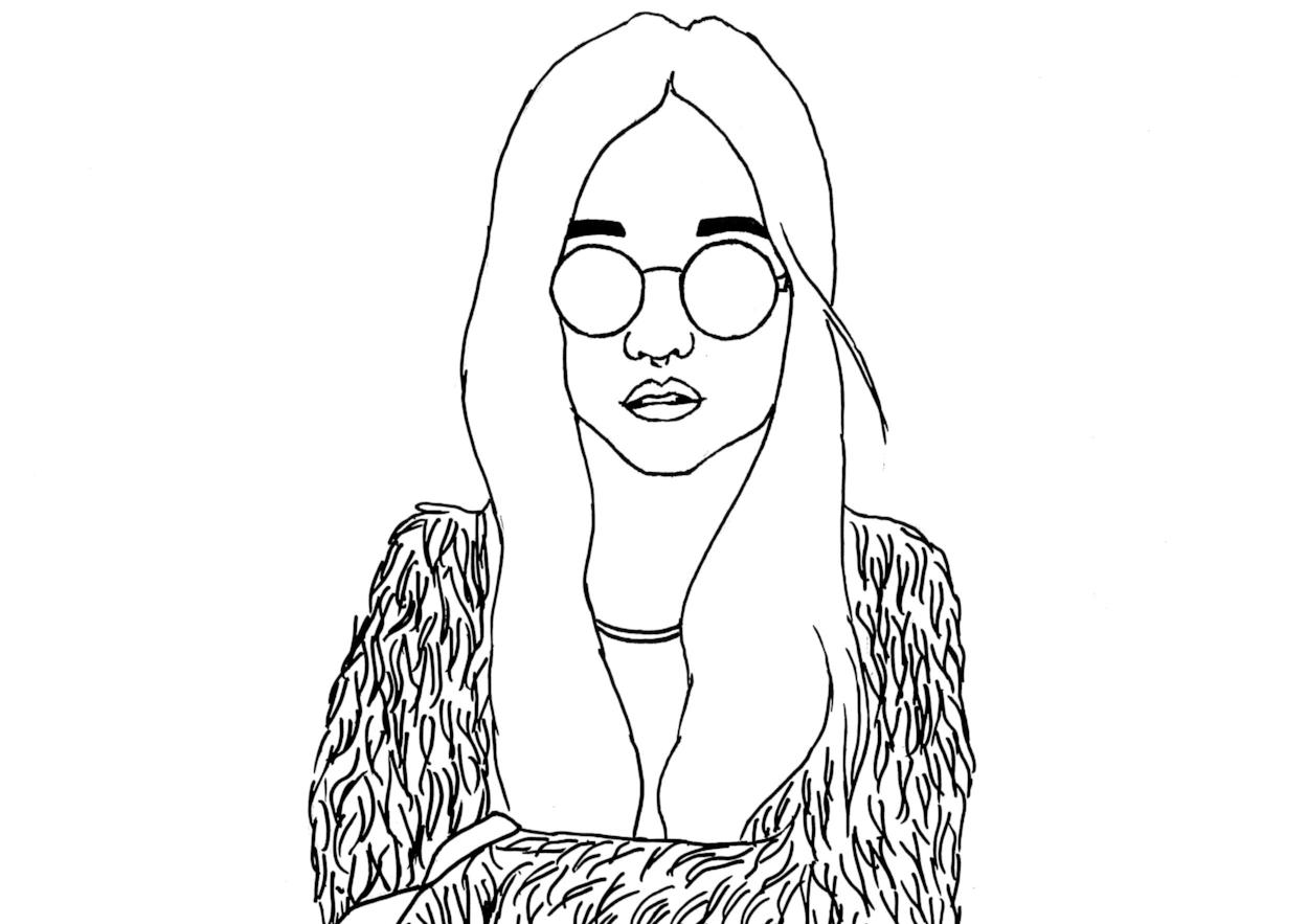 Miss 60  Illustration
