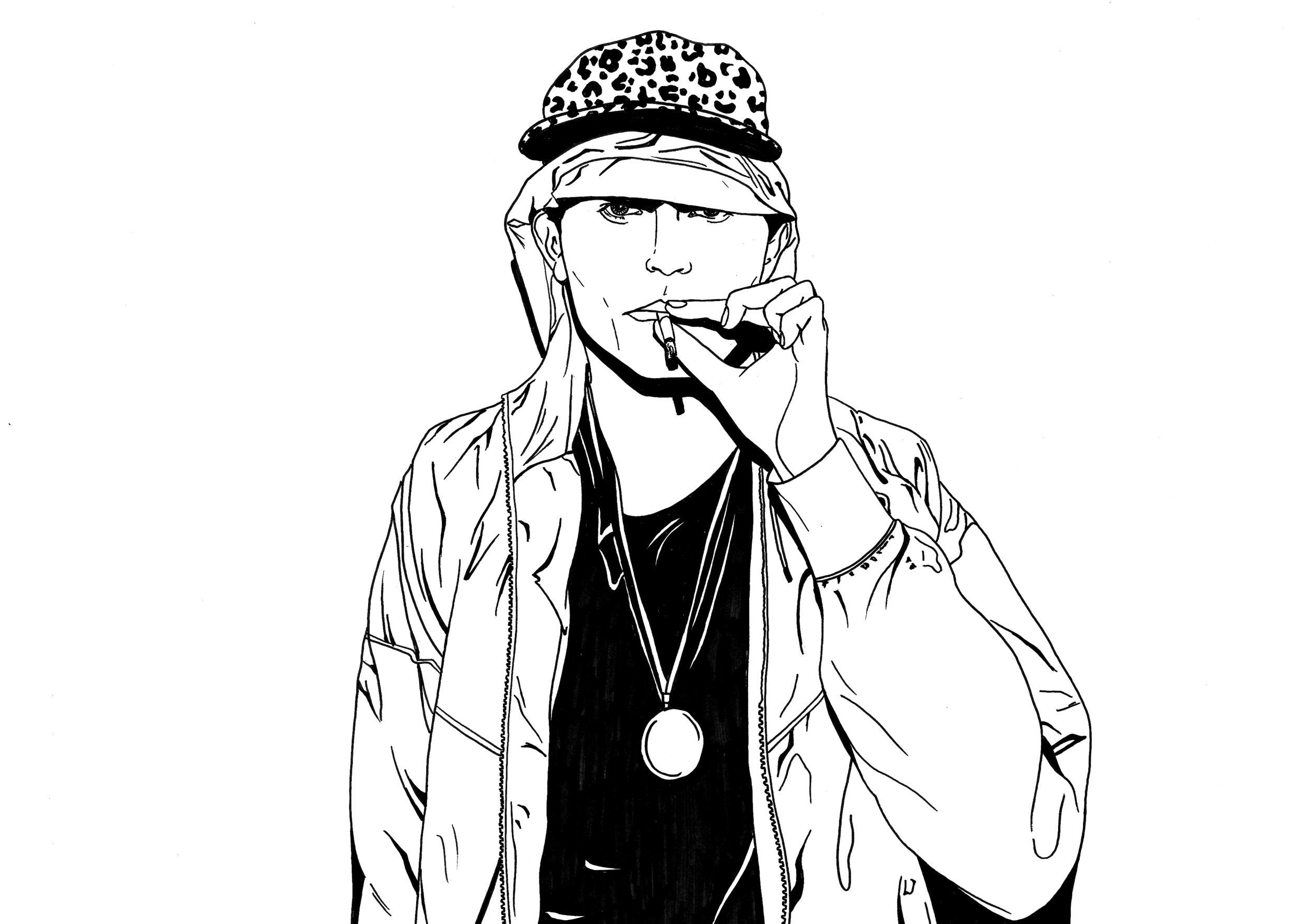 D.  Illustration