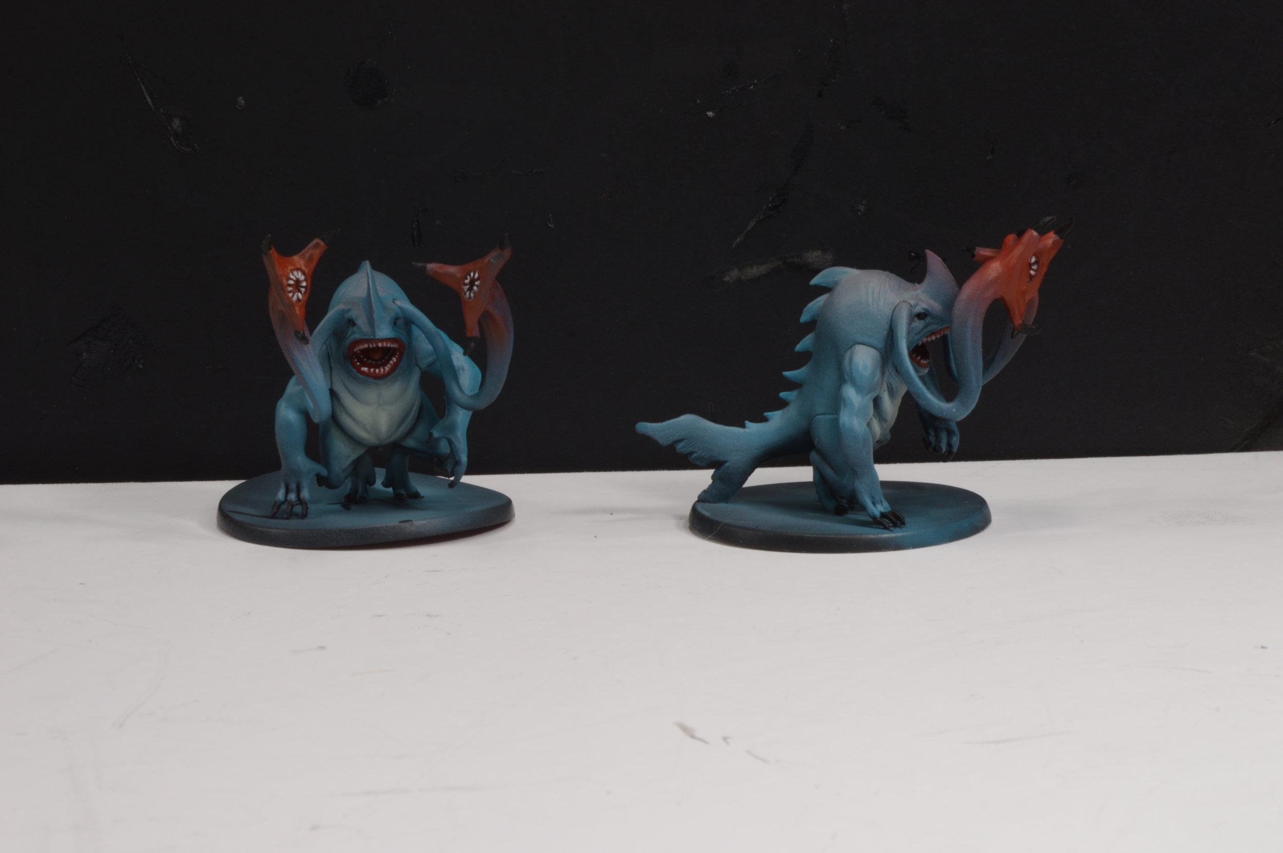 Descent 2nd Edition Fish Monster Thing