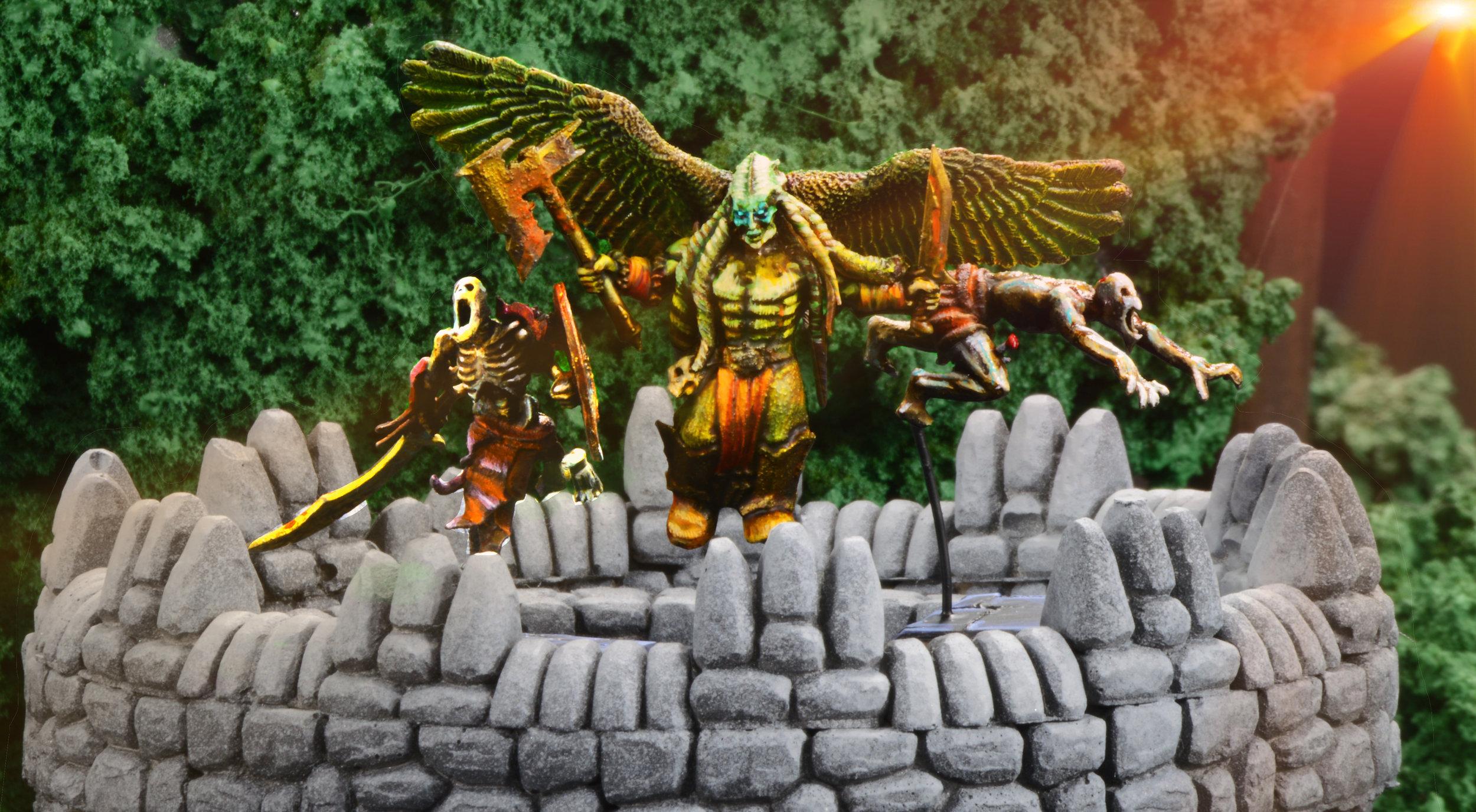 Varangur Cursed Son