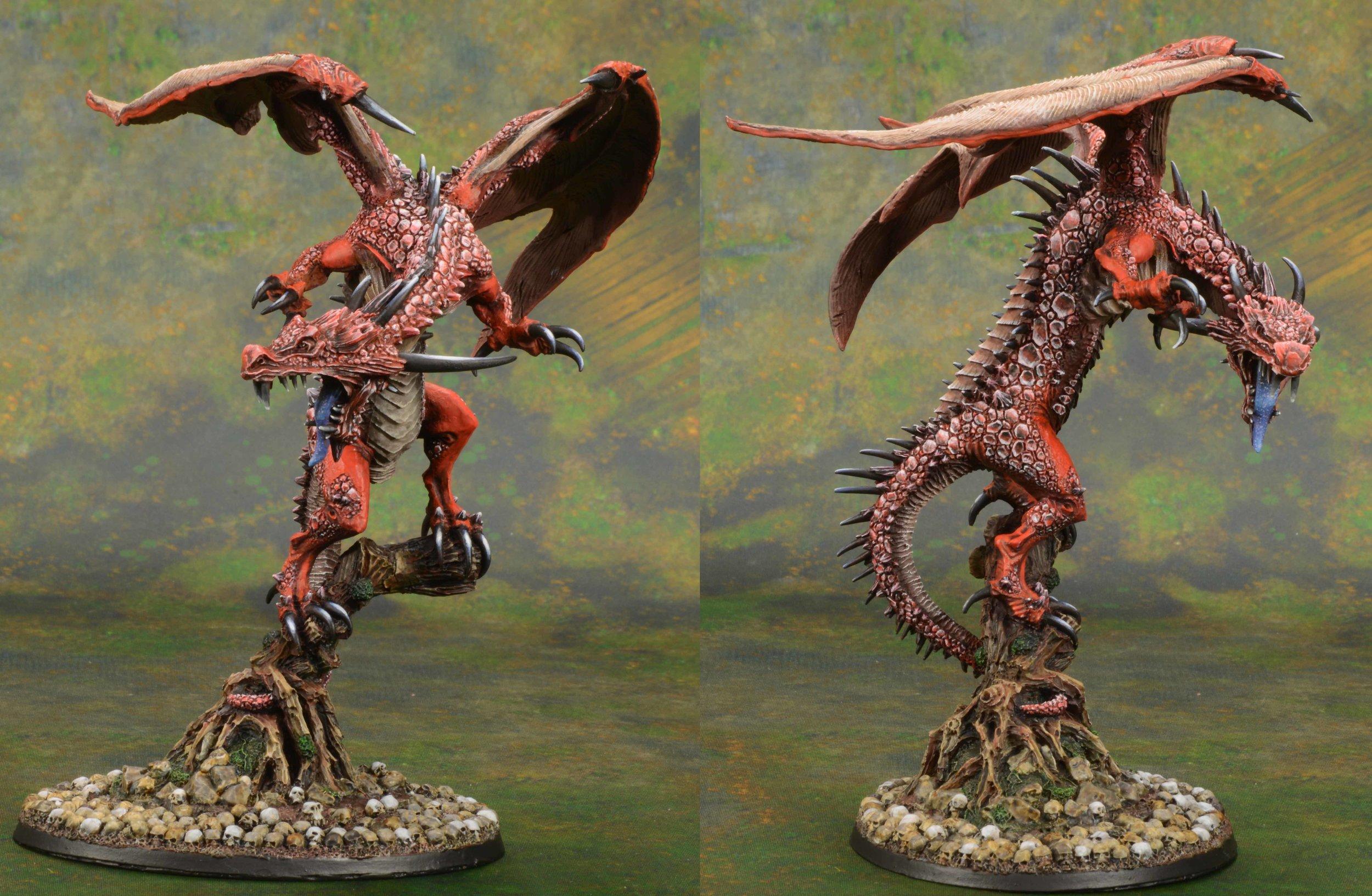Forge World Carmine Dragon