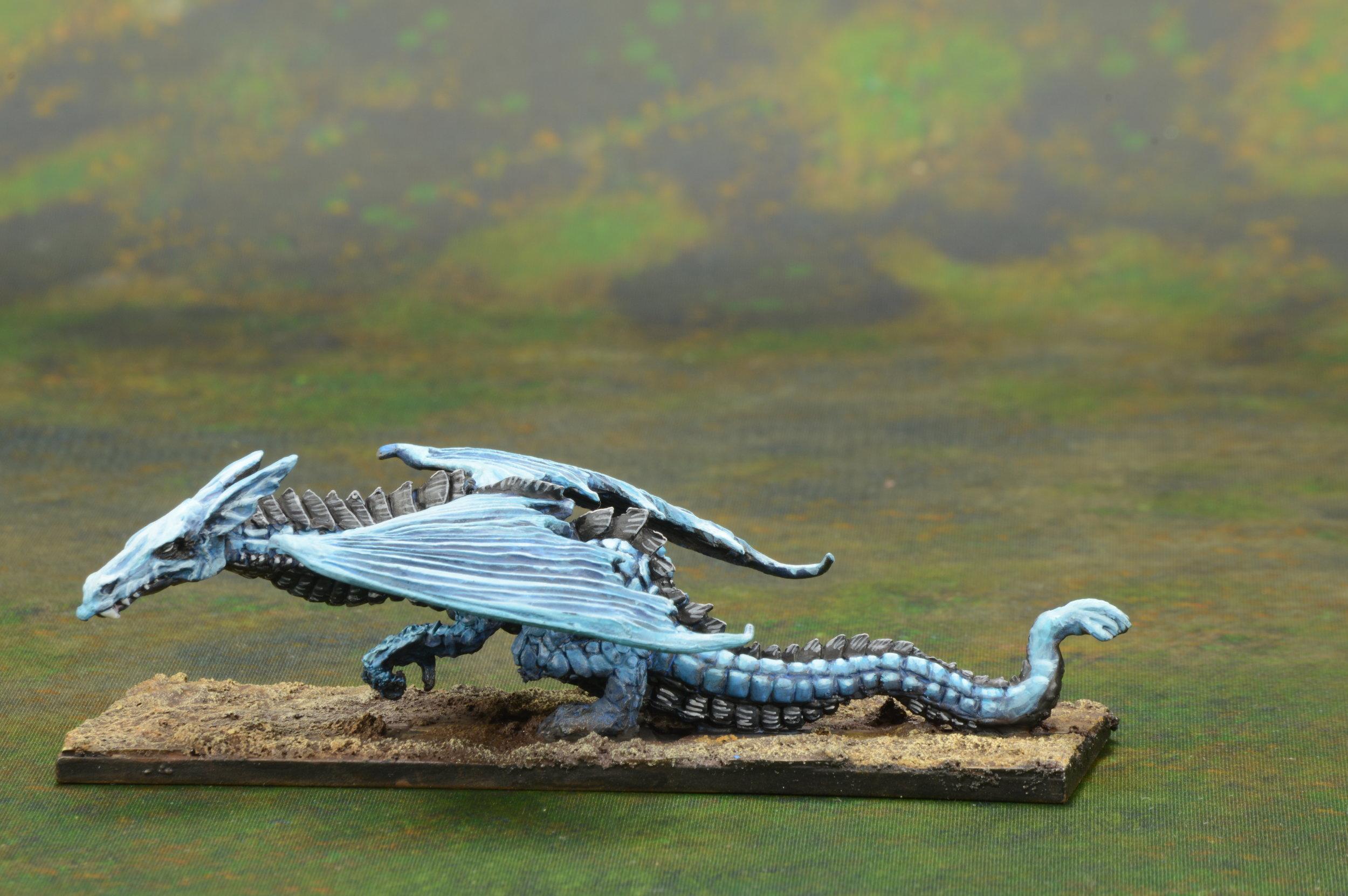 Classic Dragon Miniature