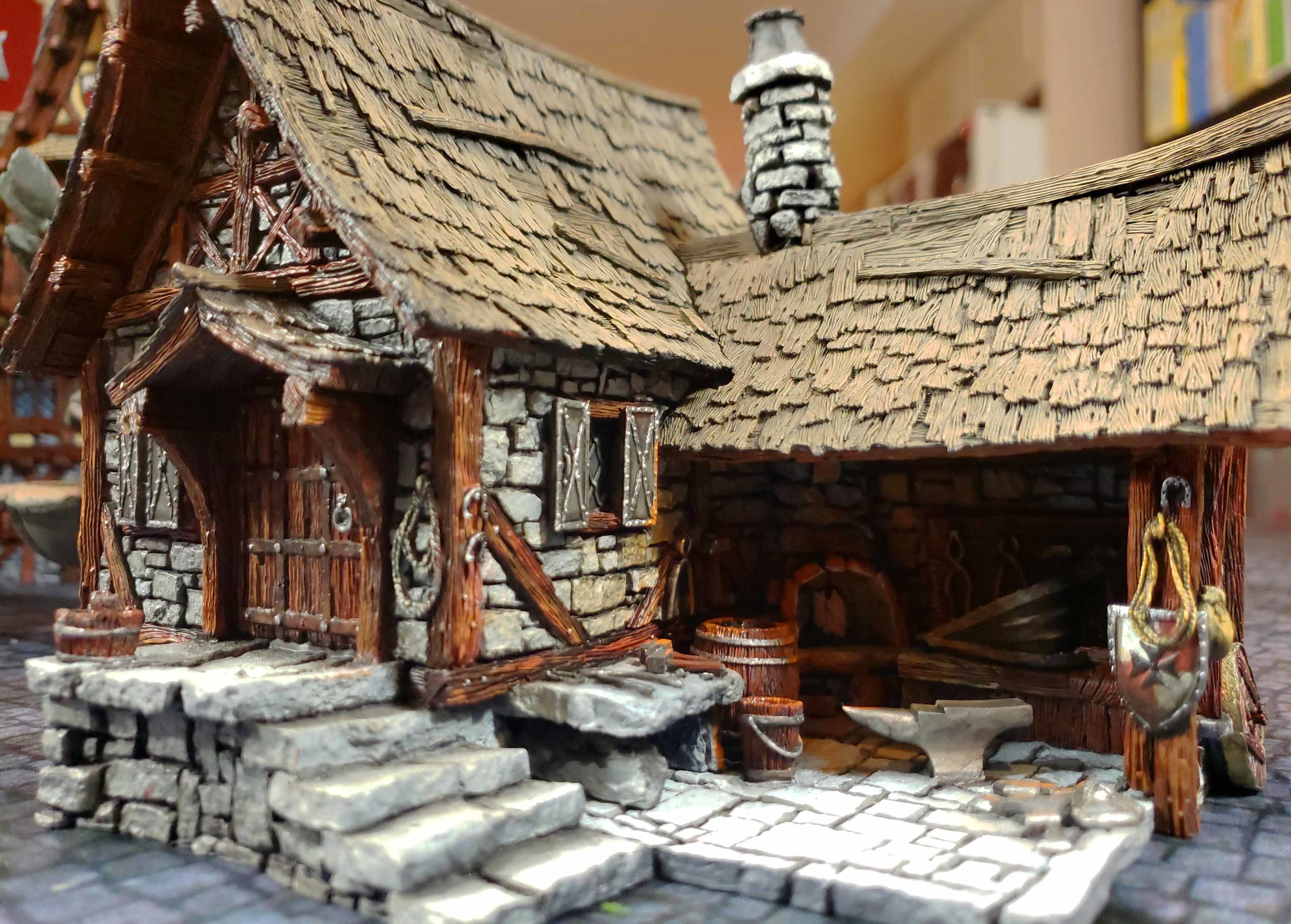 The Black Smith Forge