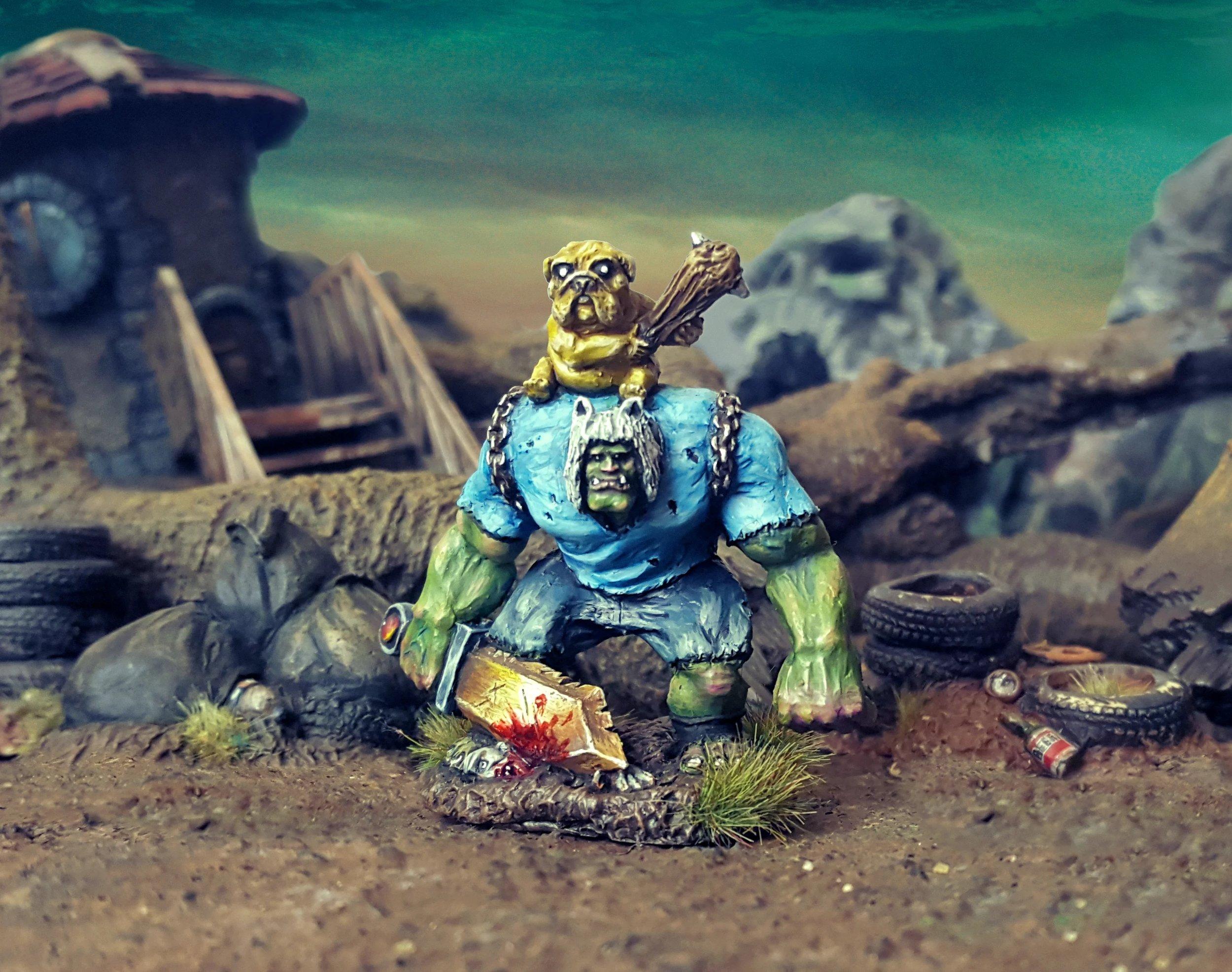 ThunderChild Miniatures
