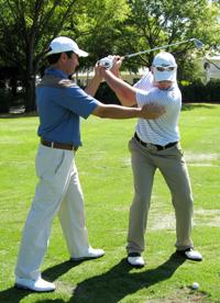 mitchell spearman golf instruction 2