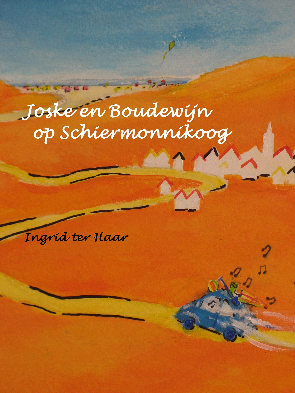Joske en Boudewijn op Schiermonnikoog