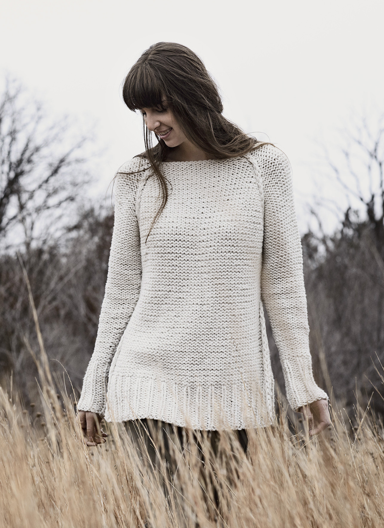 <strong>Pine Island Pullover Pattern</strong><br>$9.00<br>.