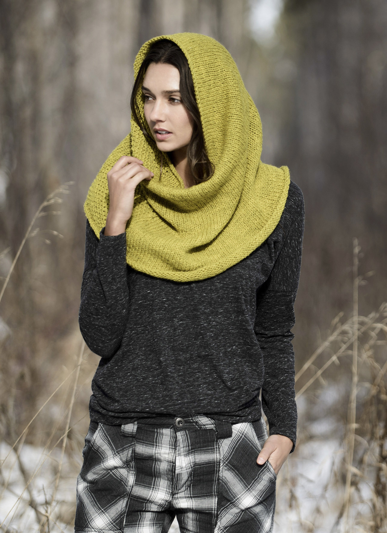 <strong>Trimont Snood Pattern</strong><br>$9.00<br>.