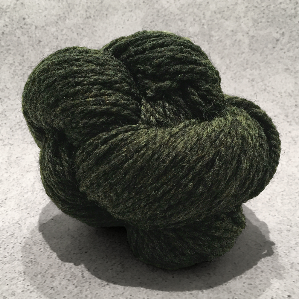 Blue Sky Fibers Woolstok<br><strong>Wild Thyme</strong><br>.