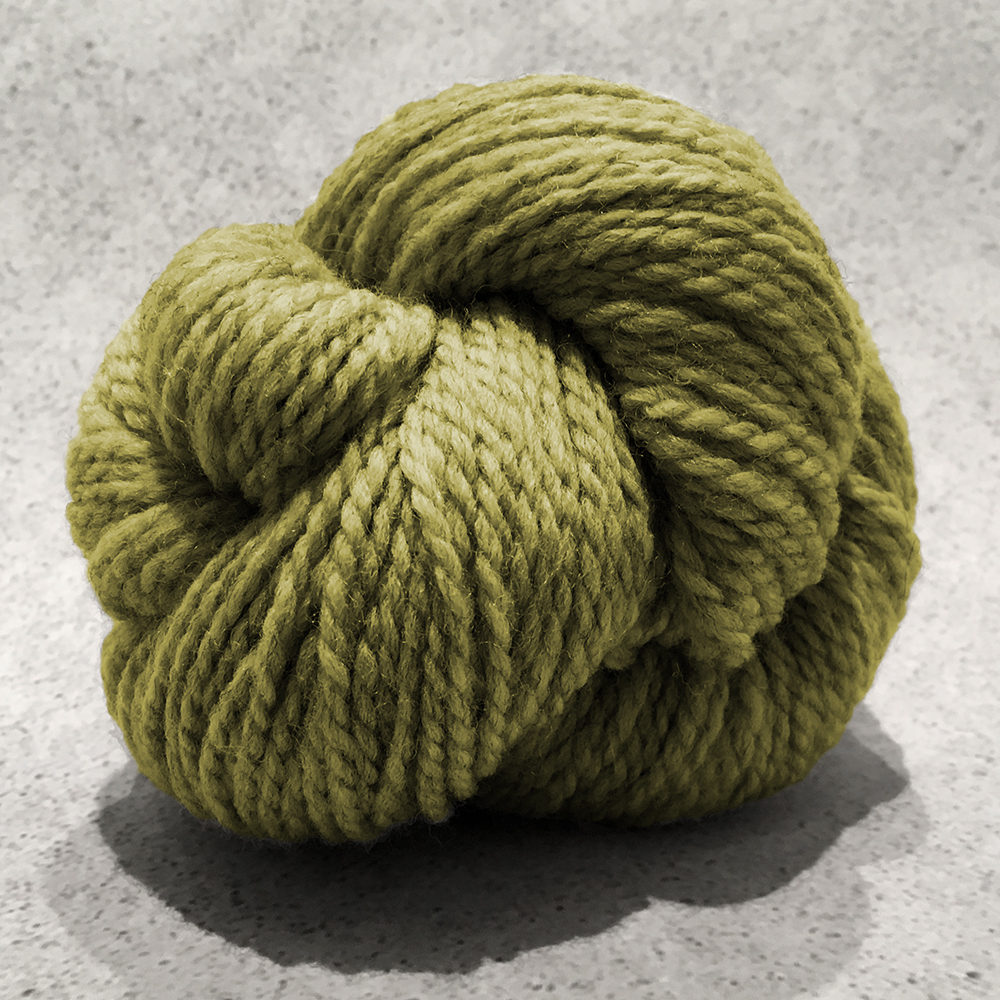 Blue Sky Fibers Woolstok<br><strong>Earth Ivy</strong><br>.