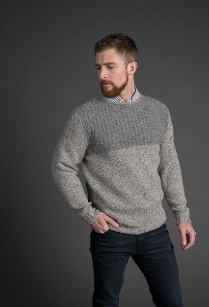<strong>Survey Pullover Pattern</strong><br>$15.00<br>.