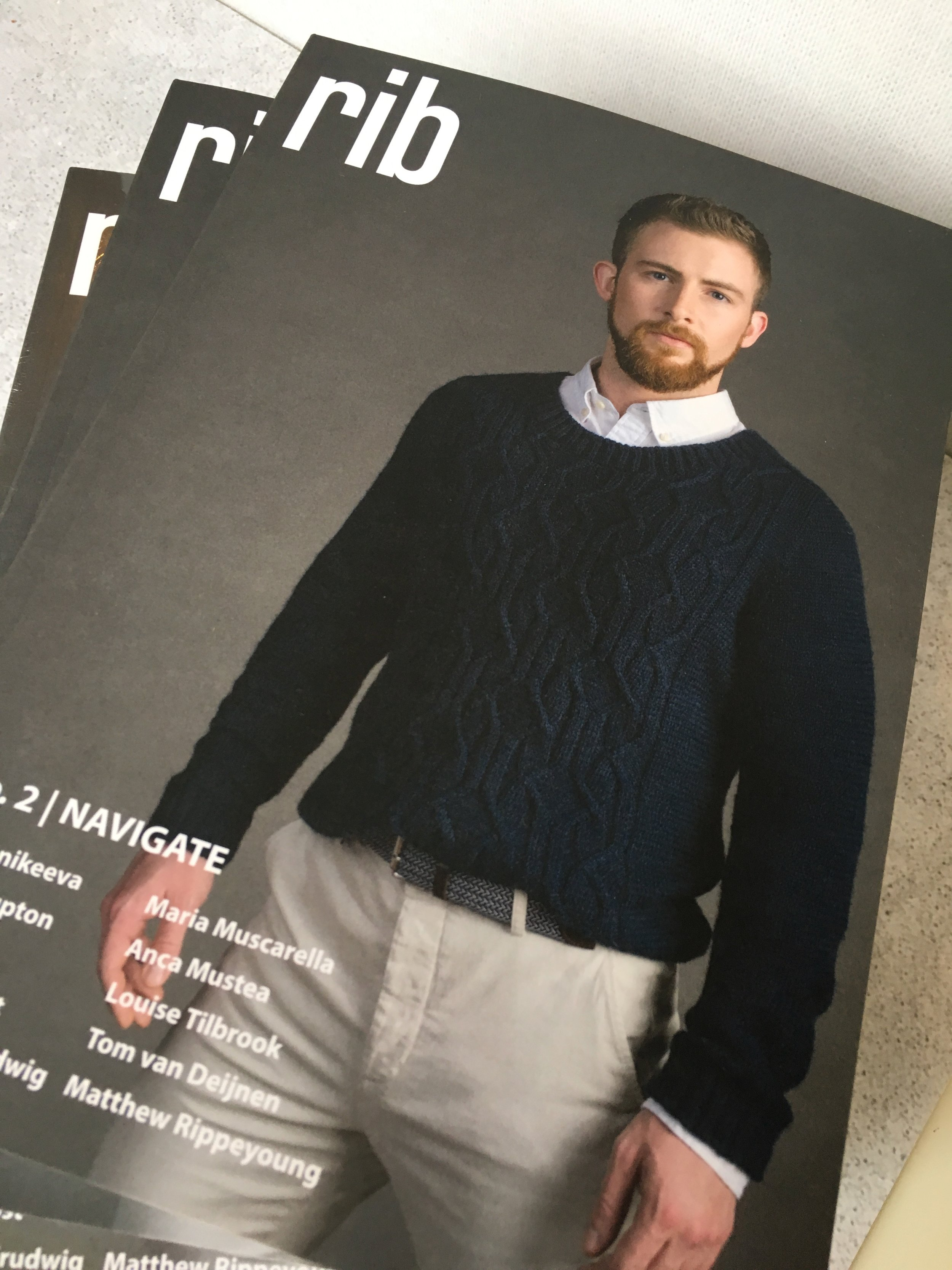 <strong>RIB Magazine Issue No. 2</strong><br>$15.00<br>.
