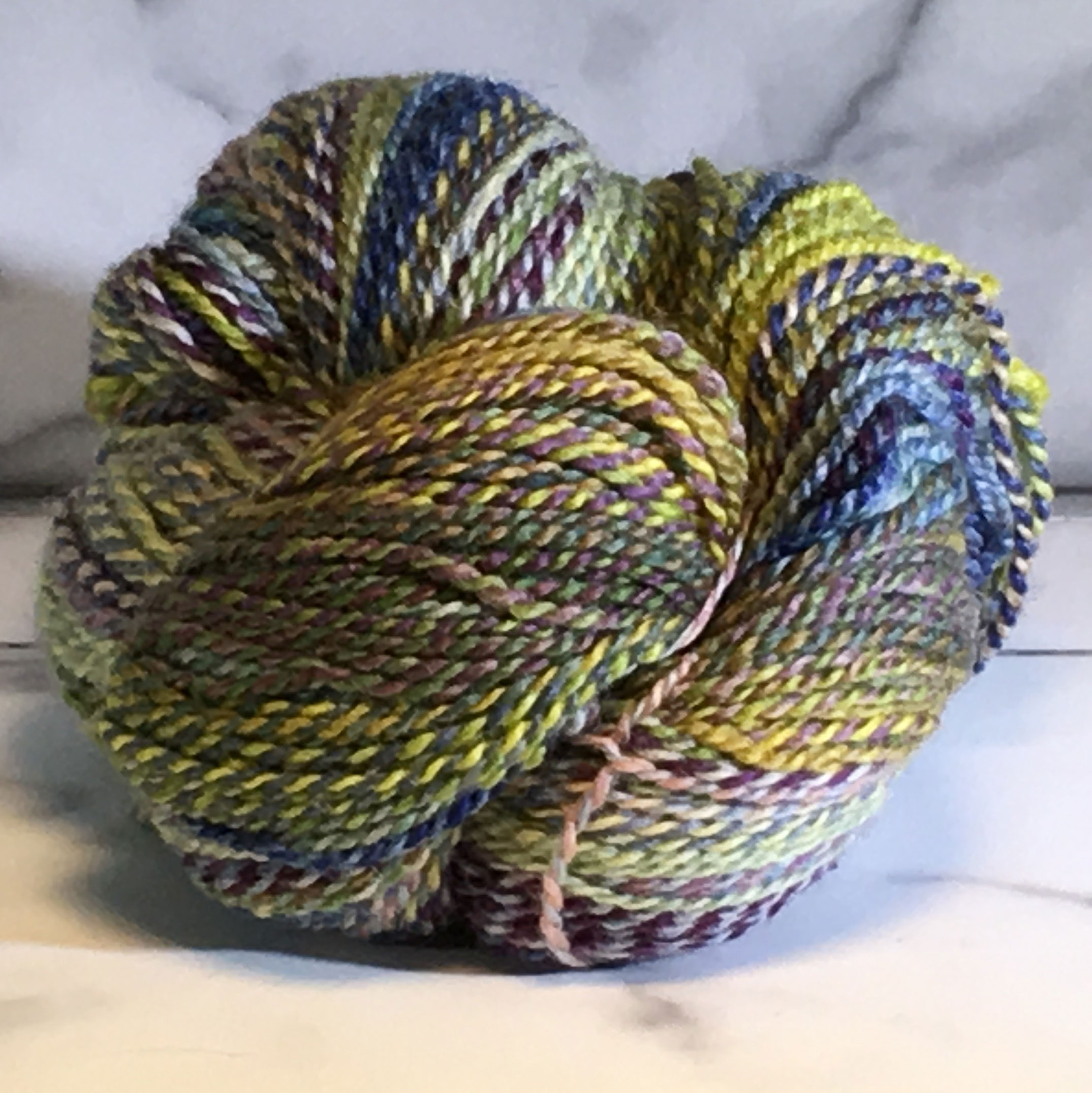 Feederbrook Farm<br><strong>Entropy DK<br>100% Bluefaced Leicester<br></strong>5 Colors