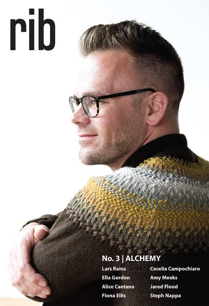 <strong>Rib Magazine<br></strong>Issue No. 3: ALCHEMY