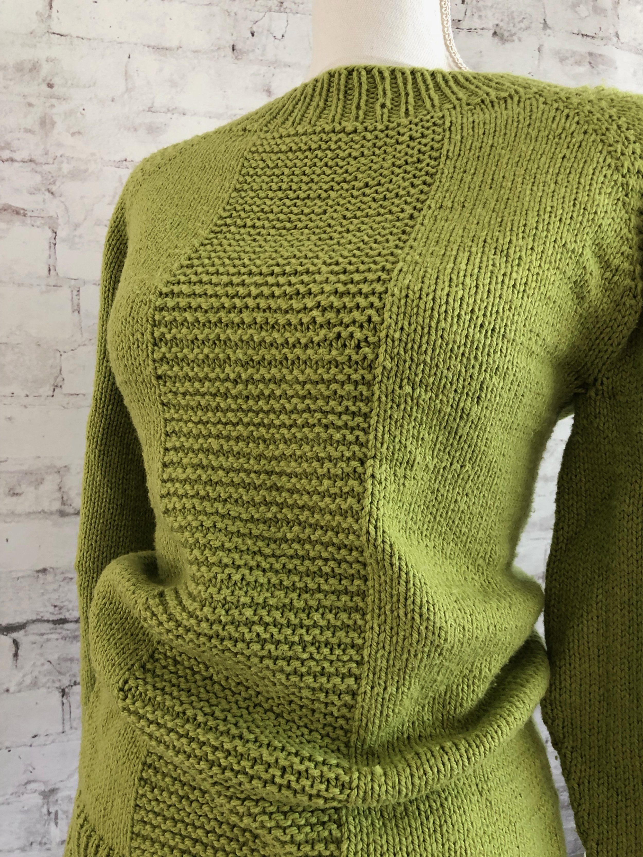 Tin Can Knits Flax Modifications