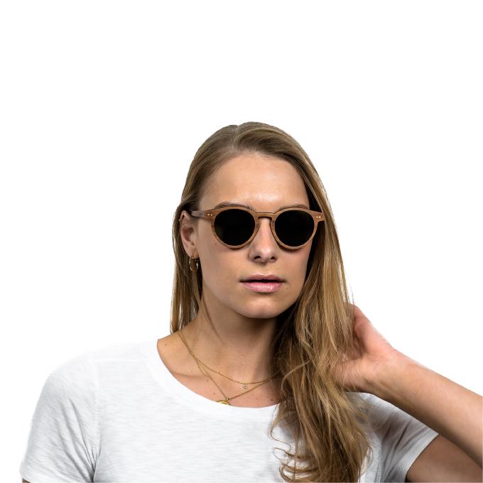 Womens polarised luxury sunglasses bull run green Jabrock eyewear.jpg